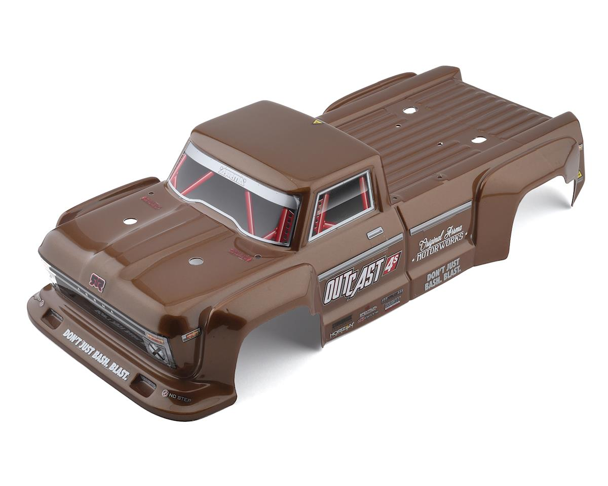 Arrma Outcast BLX 4x4 4S Pre-Painted Body (Bronze)