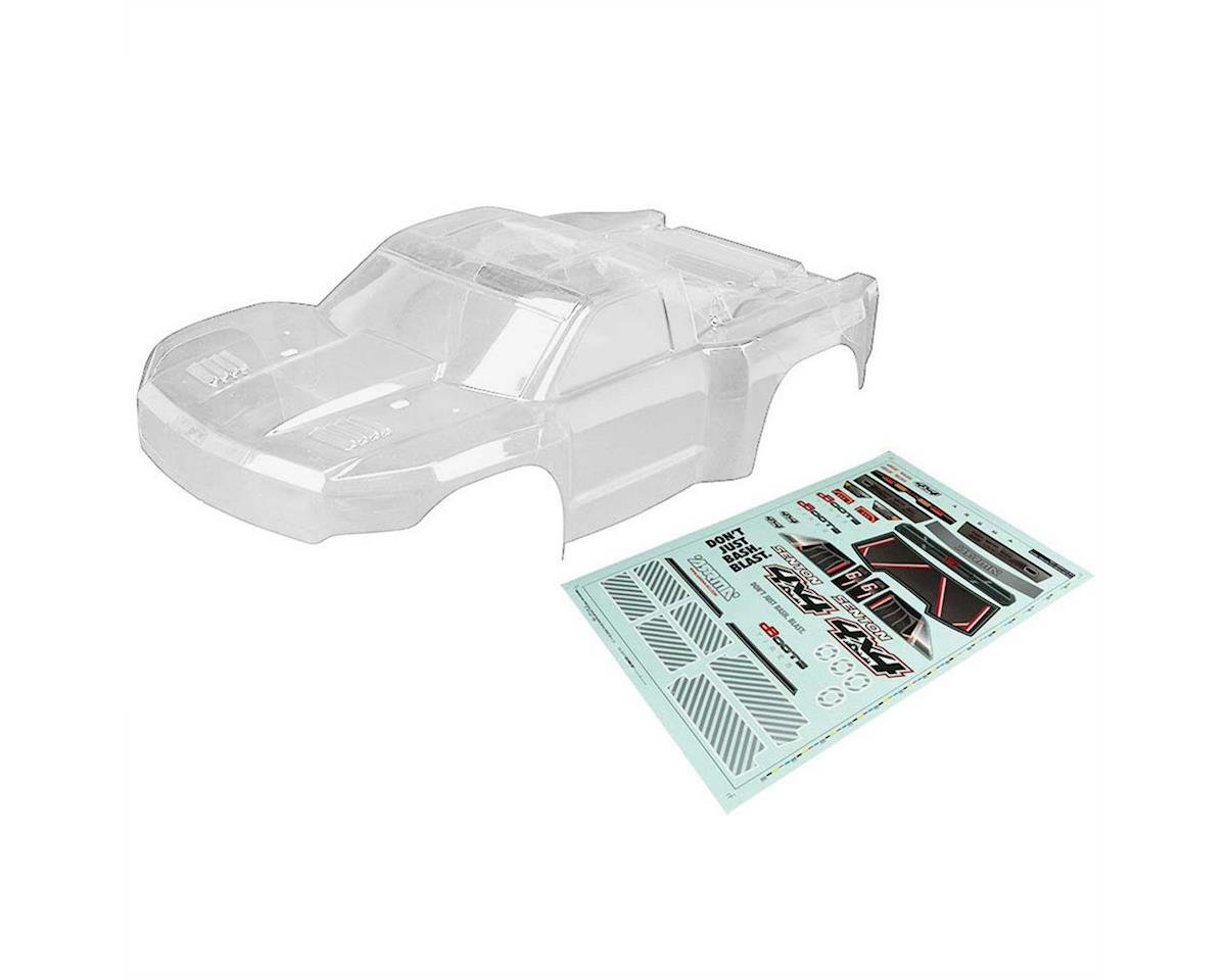 Arrma Senton 4x4 550 Body (Clear)