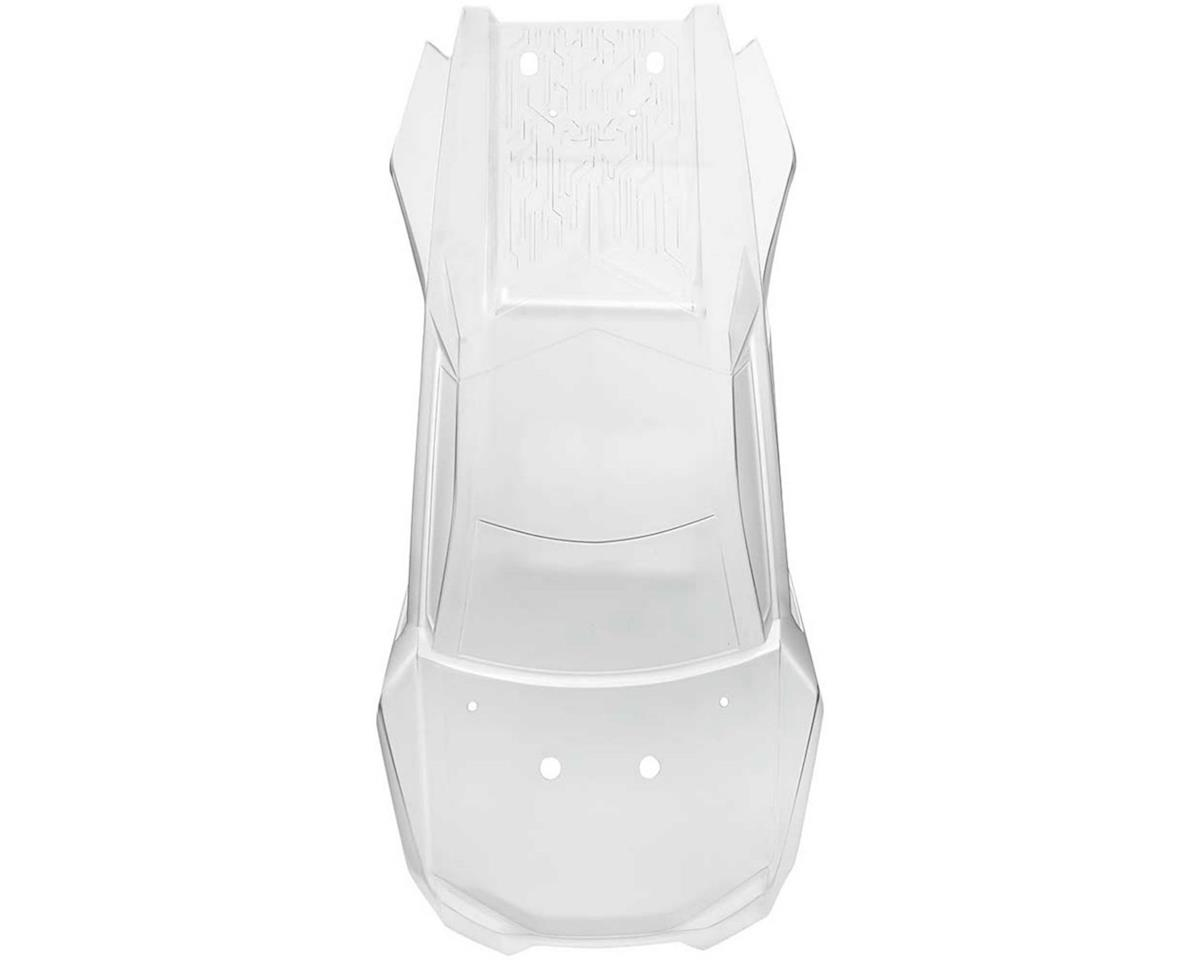 Arrma Body Clear W/Decals Window Mask Talion 6S BLX