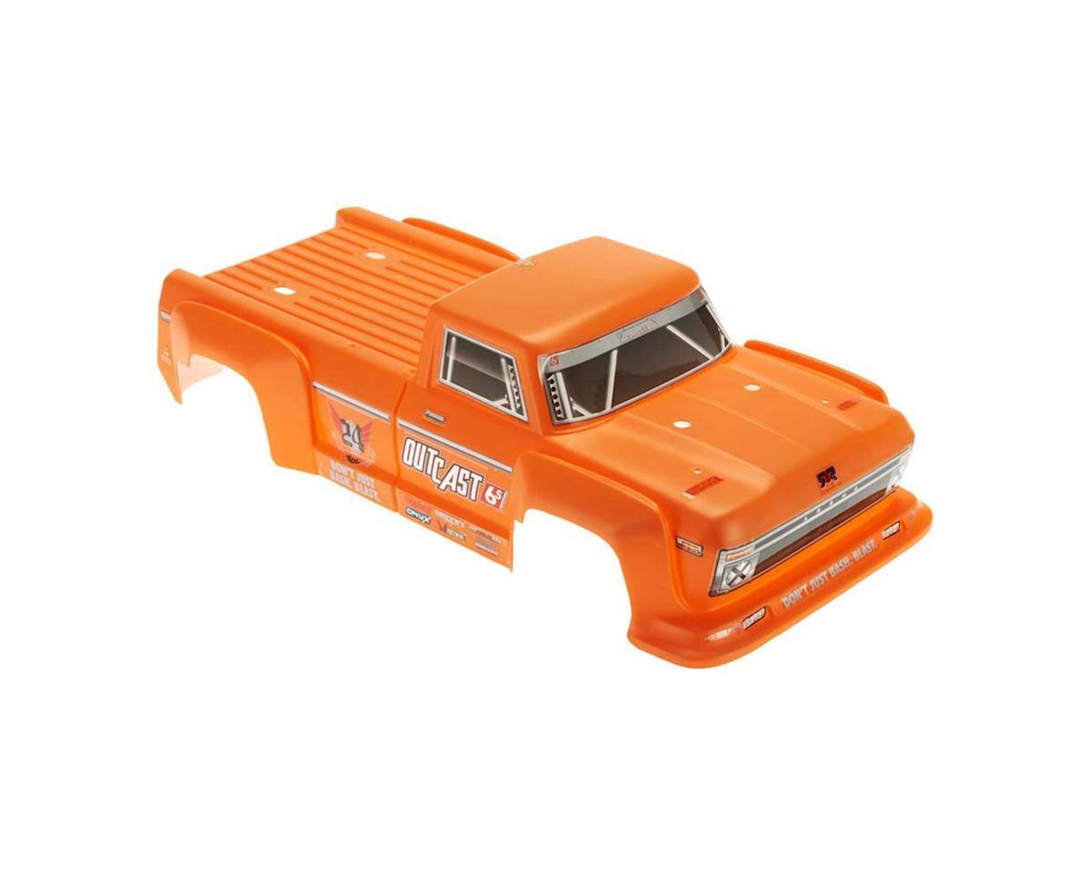 Arrma Body Orange Outcast 6S