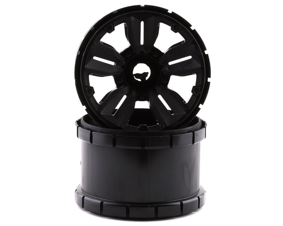 "Arrma Kraton 8S BLX 4.9"" Monster Truck Wheel w/24mm Hex (2)"