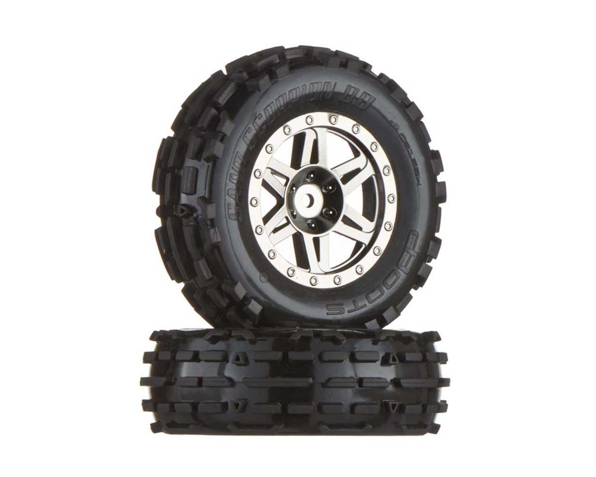 Arrma AR550001 Dboots Sand Scorpion XL Front Black/Chrome