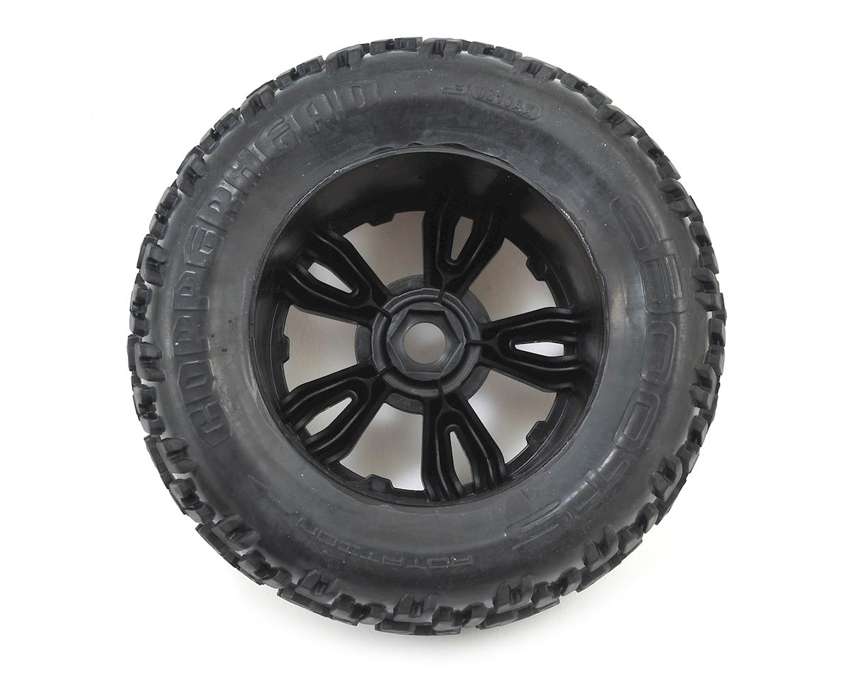 Arrma 17mm Hex Dboots 'Copperhead MT 6S' Pre-Mounted Tire (Black) (2)