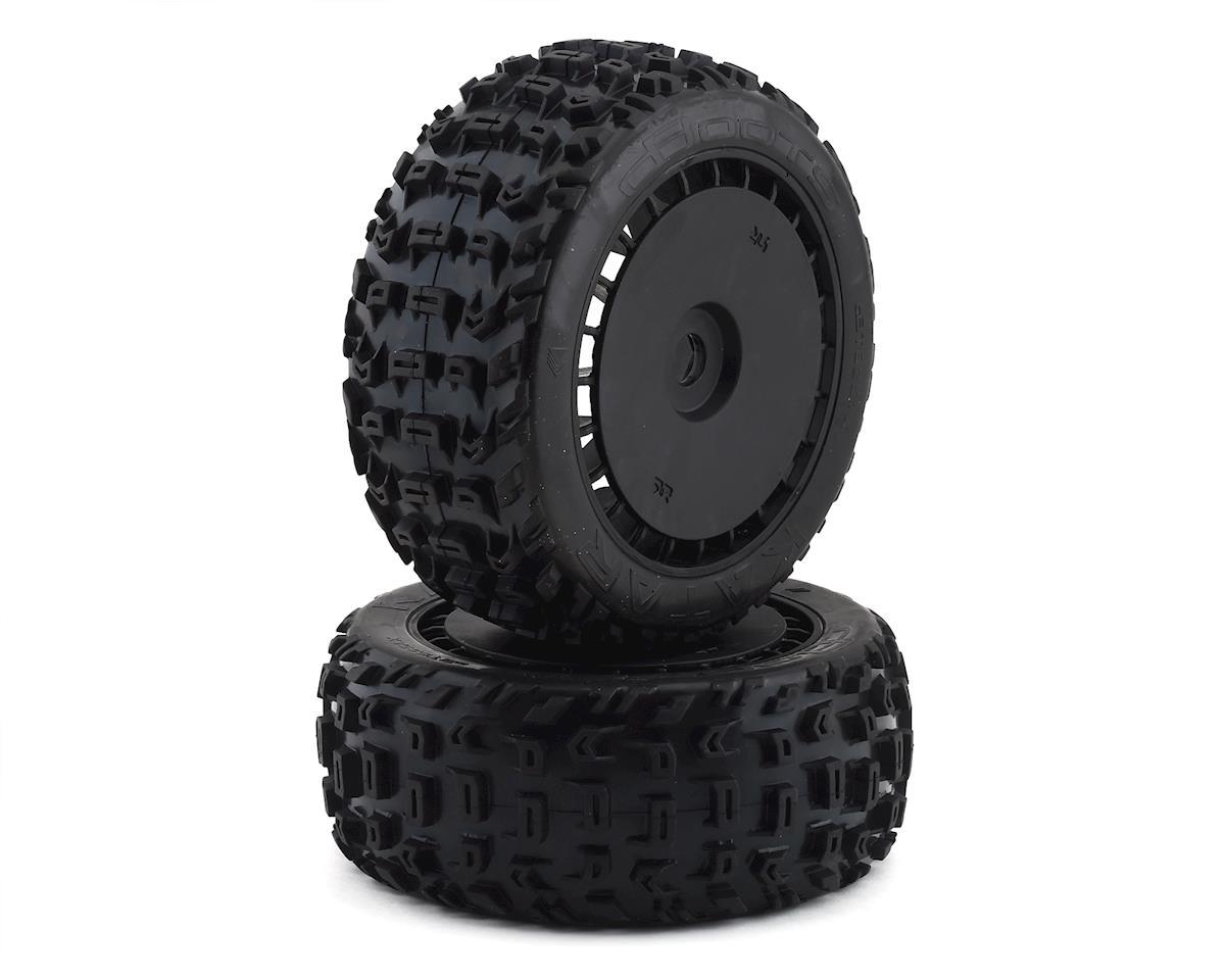 Arrma AR550048 KATAR T 6S Tire/Wheel Set Talion (2)