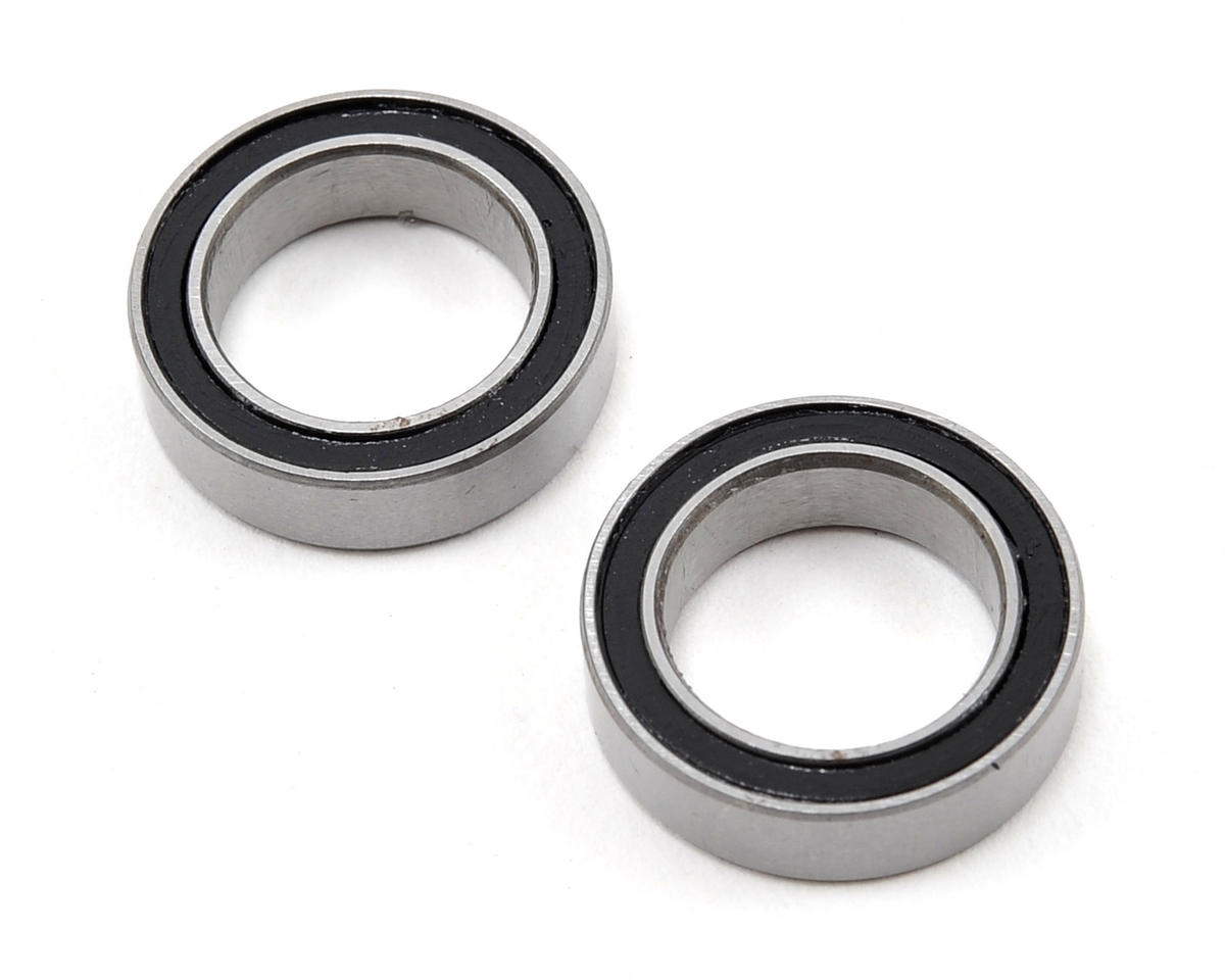 Arrma 10x15x4mm Bearing Set (2) (Arrma RC Fury)