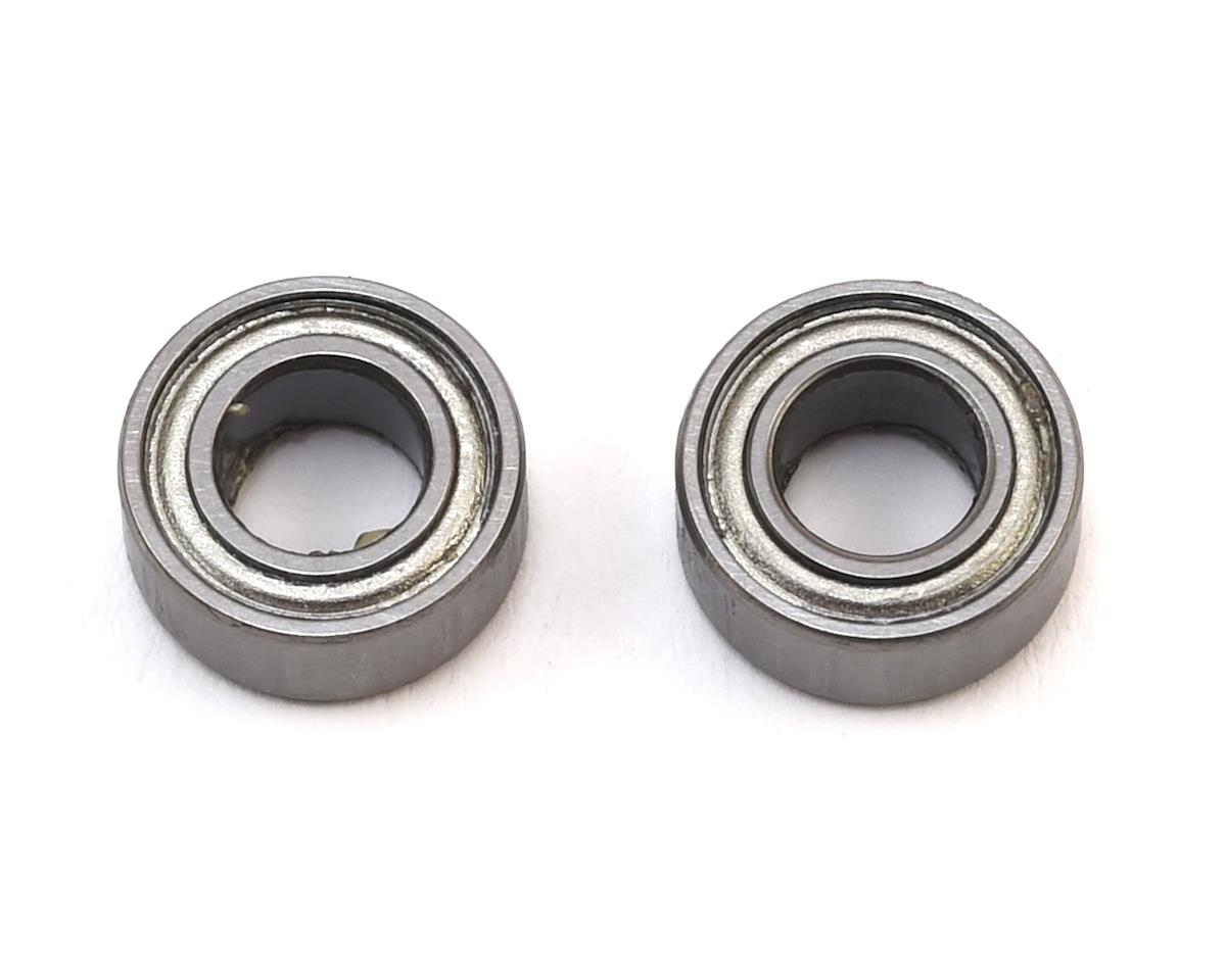 Arrma 5x10x4mm Bearing Set (4) (Arrma RC Fury)