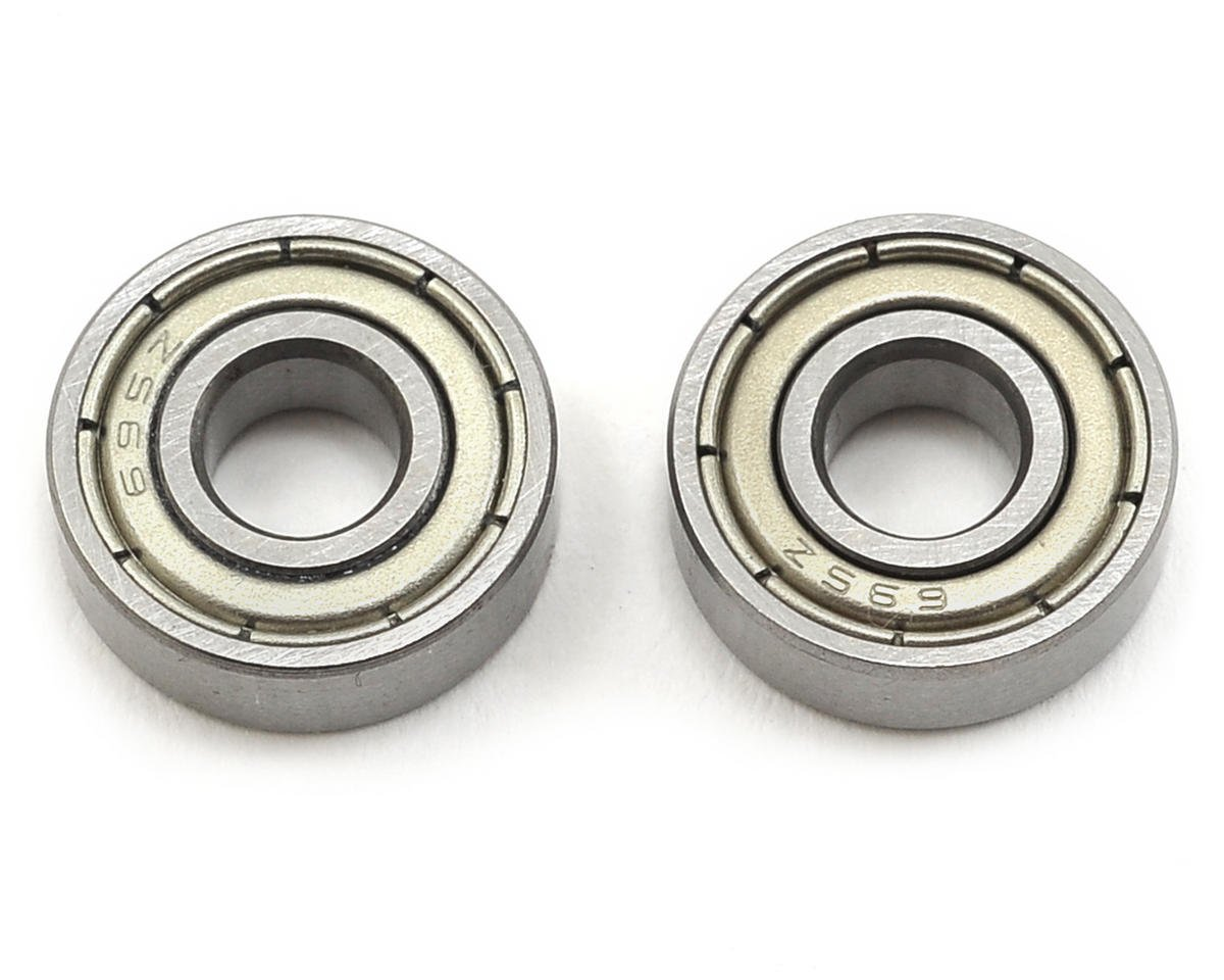 Arrma 5x10x4mm/5x13x4mm Bearing Set (4) (Arrma RC Fury)