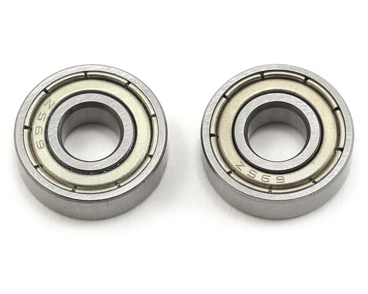 5x10x4mm/5x13x4mm Bearing Set (4) by Arrma