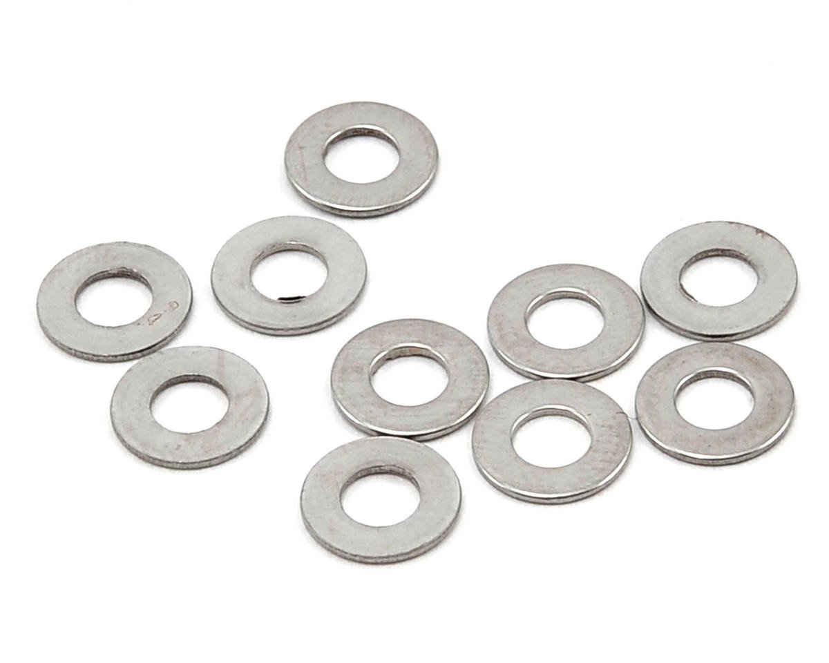 3x8x0.5mm Washer Set (10)