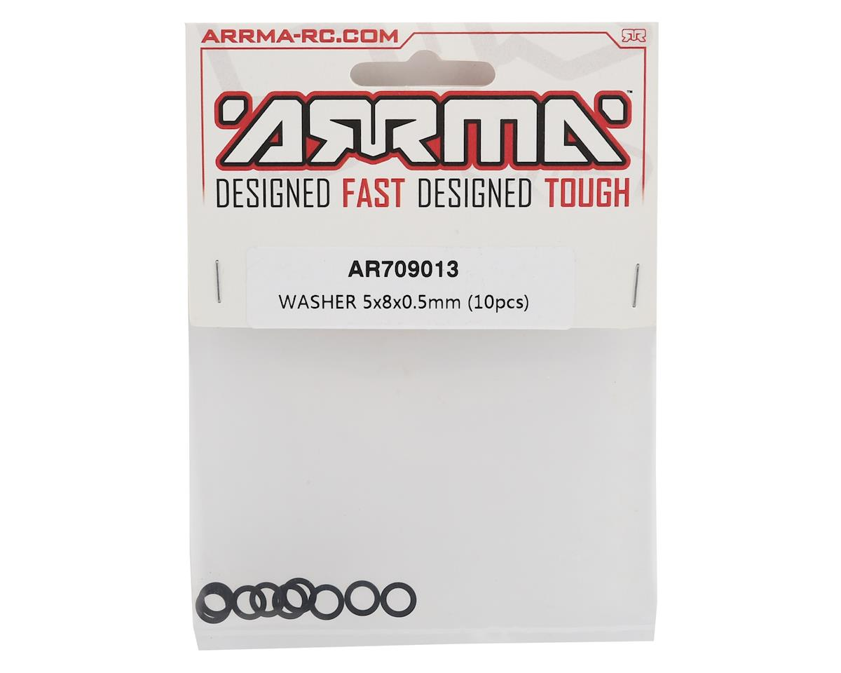 Image 2 for Arrma 5x8x0.5mm Washer (10)
