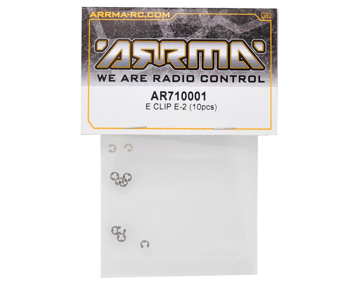 Arrma E-2 E-Clip Set (10)