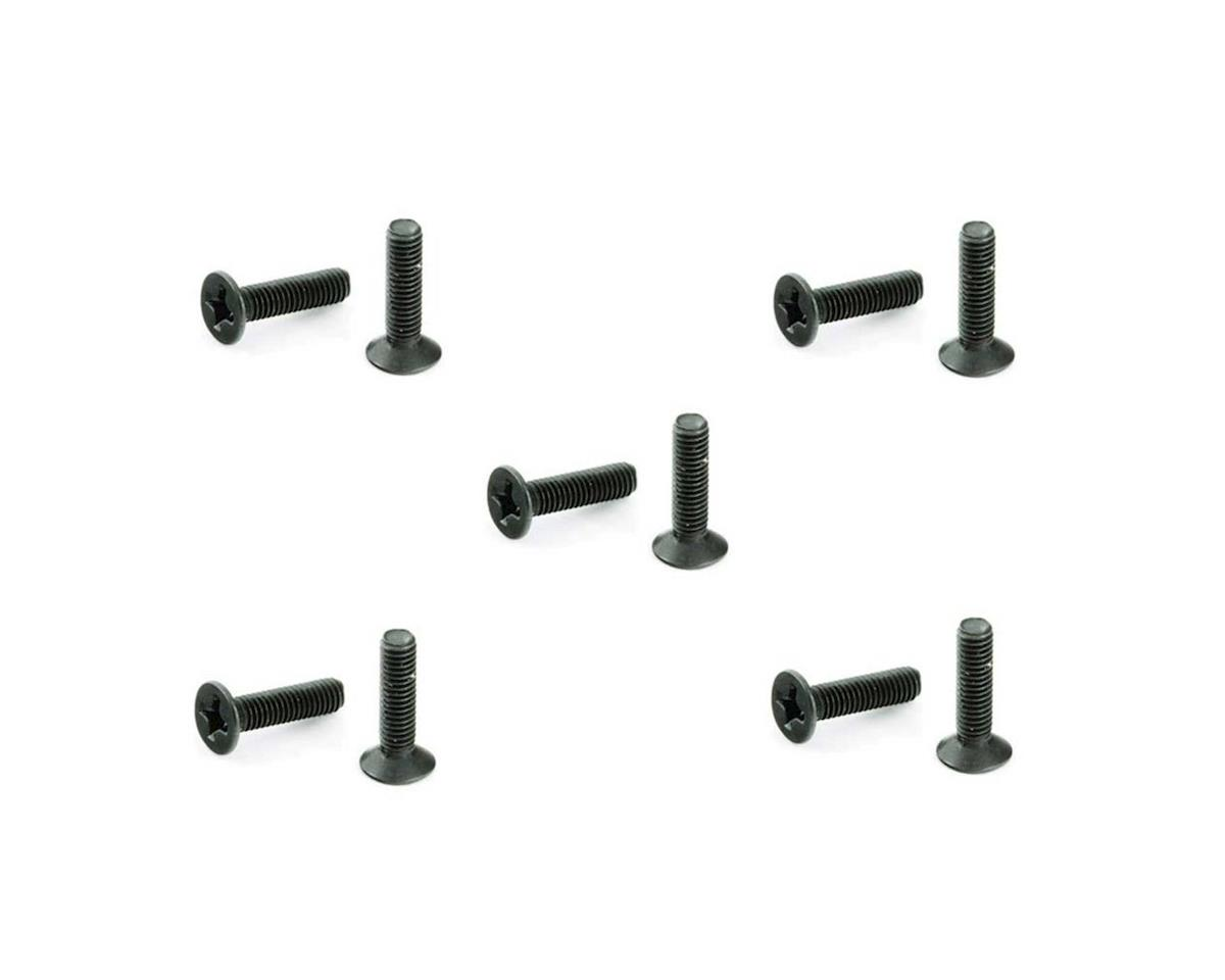 Arrma AR726312 Flat Head Cross Machine Screw 3x12mm (10)