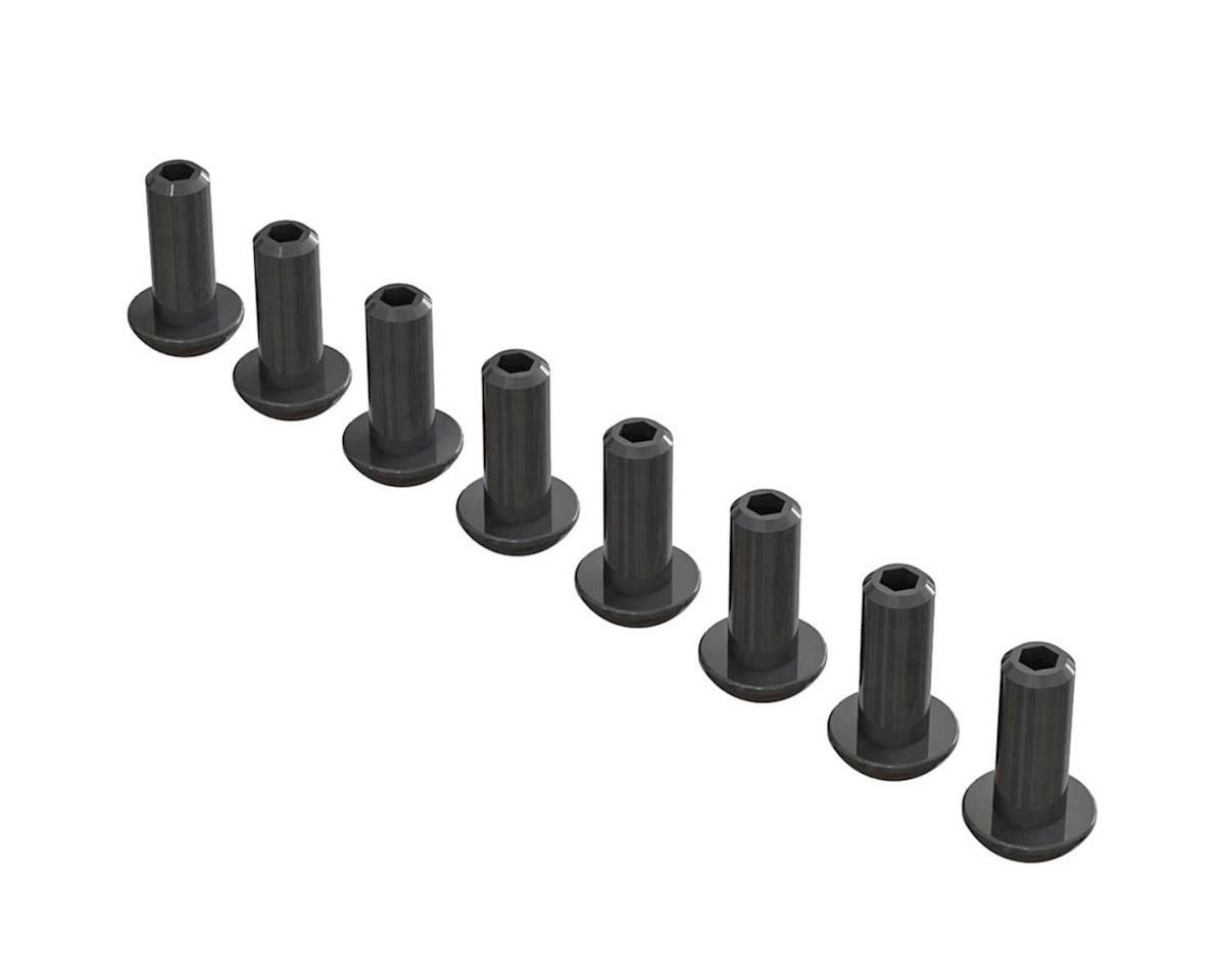Arrma Kraton 8S BLX 4x10mm Button Head Screw (8)