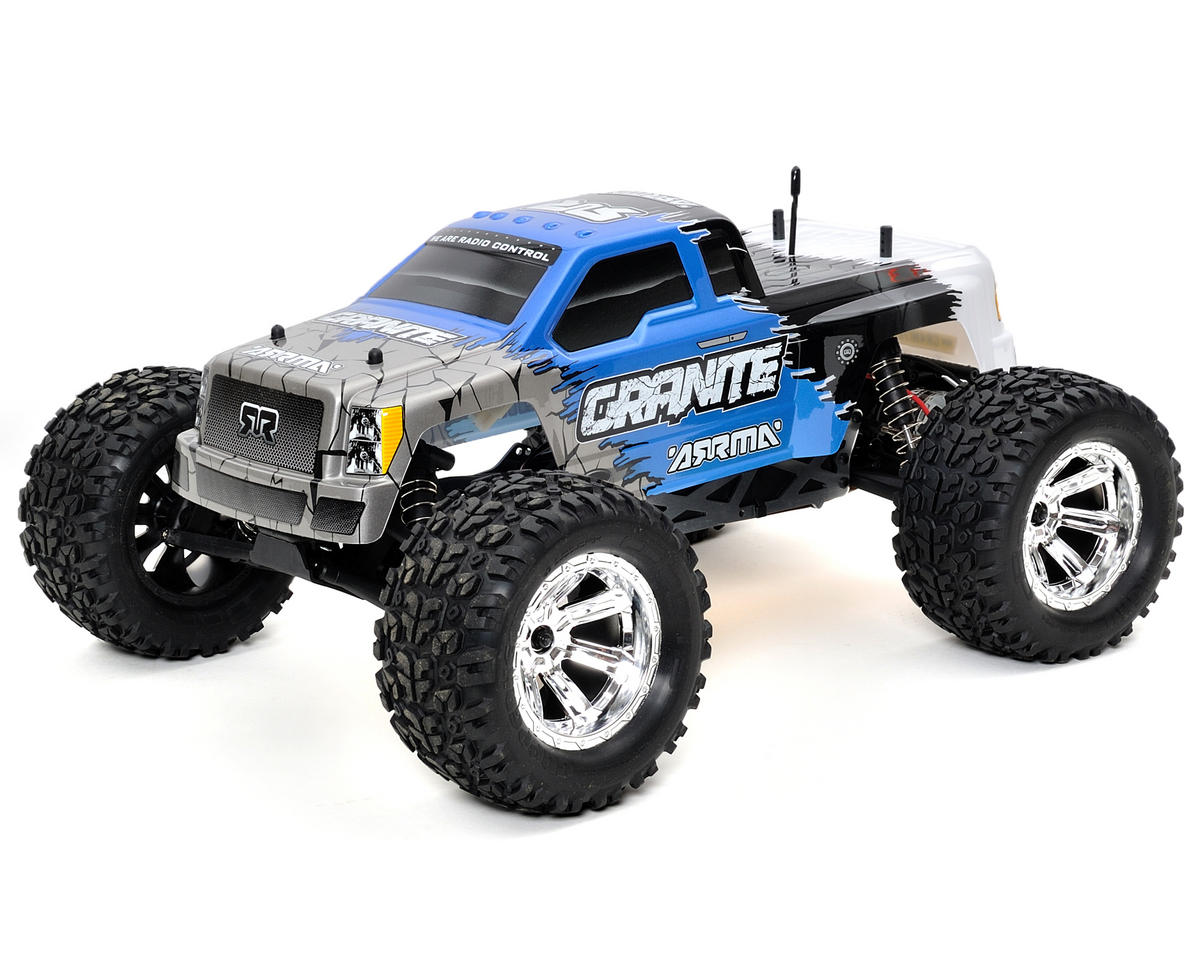 Arrma Granite 1/10 Electric RTR Monster Truck w/ATX300 2.4GHz, Battery & Charger (Blue)
