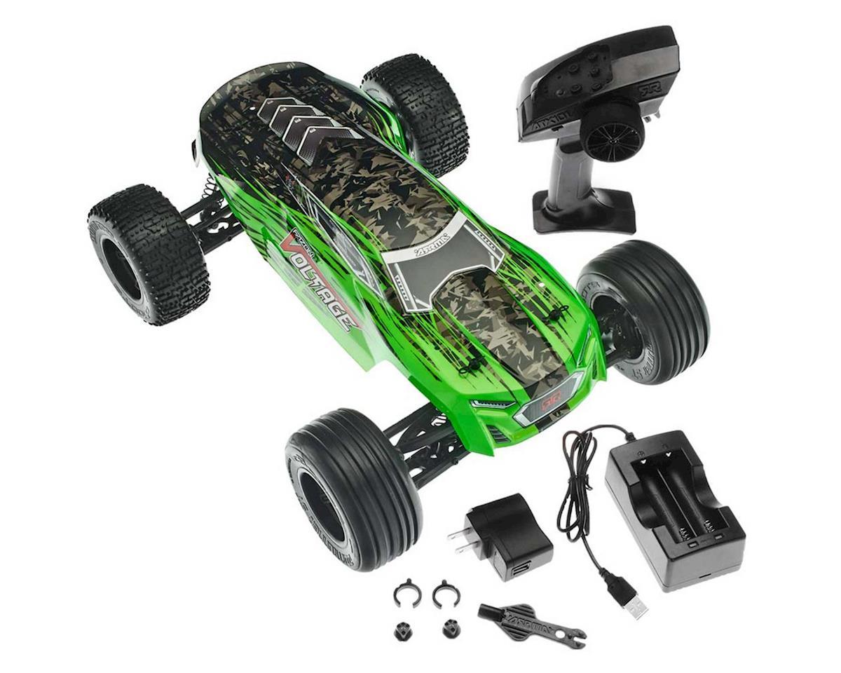 Arrma Fazon Voltage Mega 1/10 RTR Stadium Truck (Green/Black)