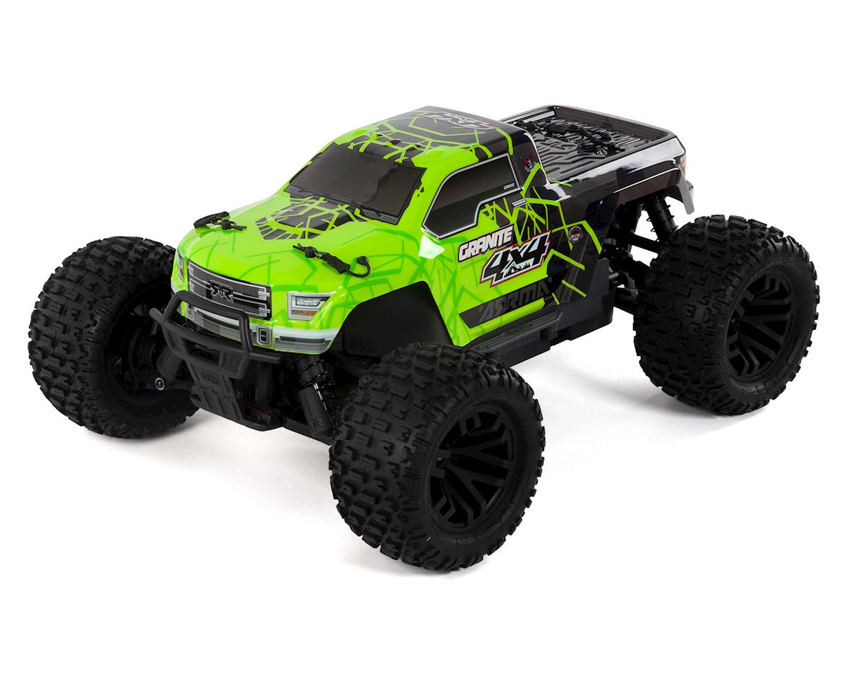 Granite 4x4 Mega Monster Truck RTR (Green/Black)