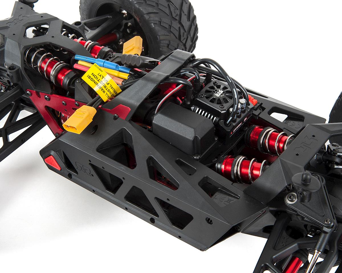 Arrma Fazon 6S BLX Brushless RTR Monster Truck w/Diff Brain (Red/Black)