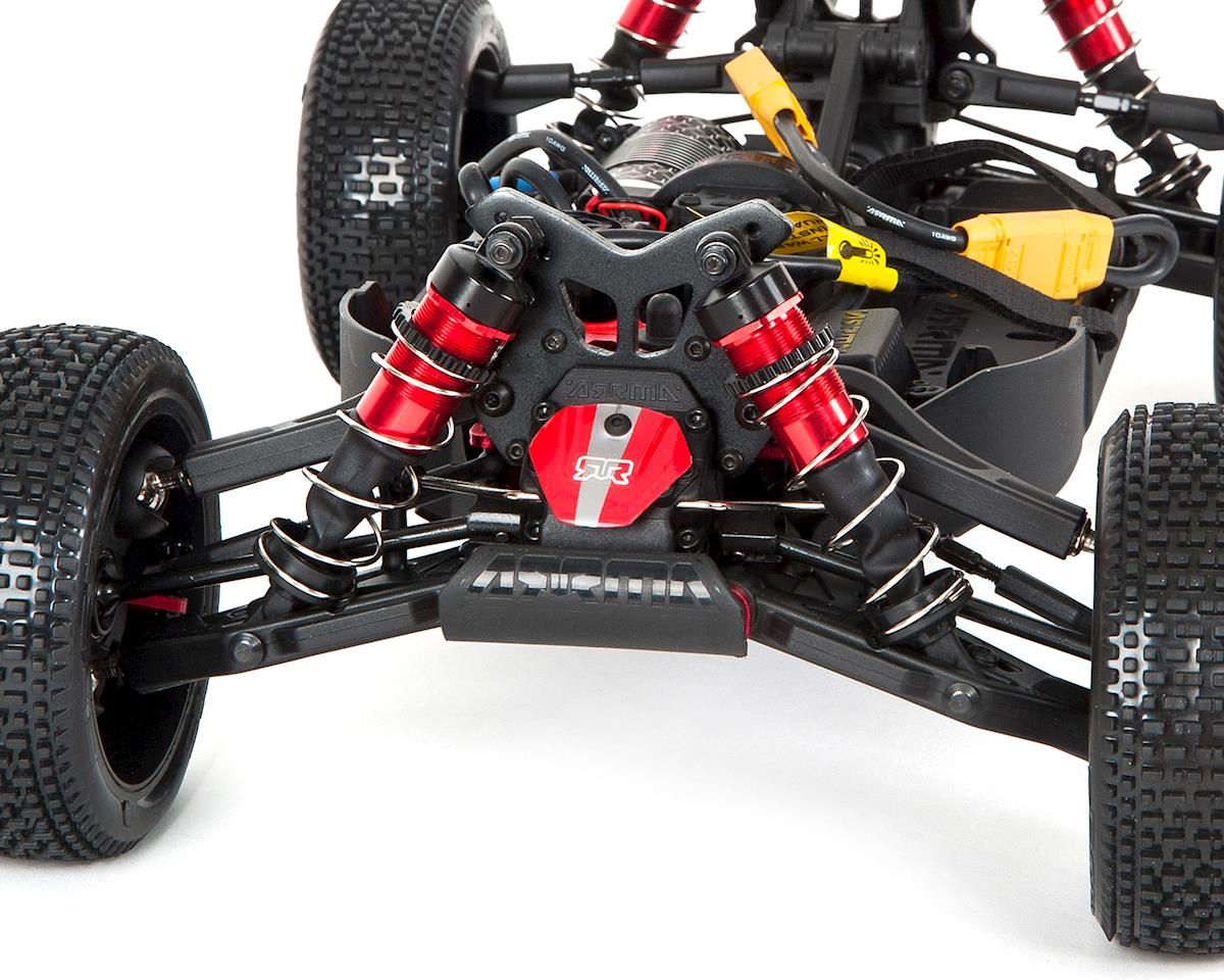 Arrma Typhon 6S BLX Brushless RTR 1/8 4WD Buggy (Red/Black)