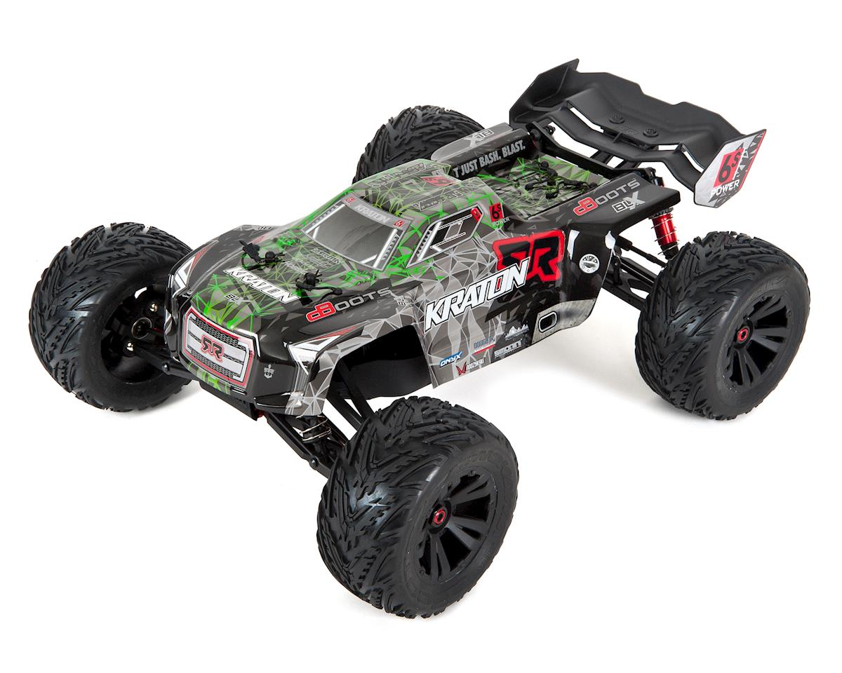 Arrma Kraton 6S BLX Brushless RTR 1/8 4WD Monster Truck (Green/Black)