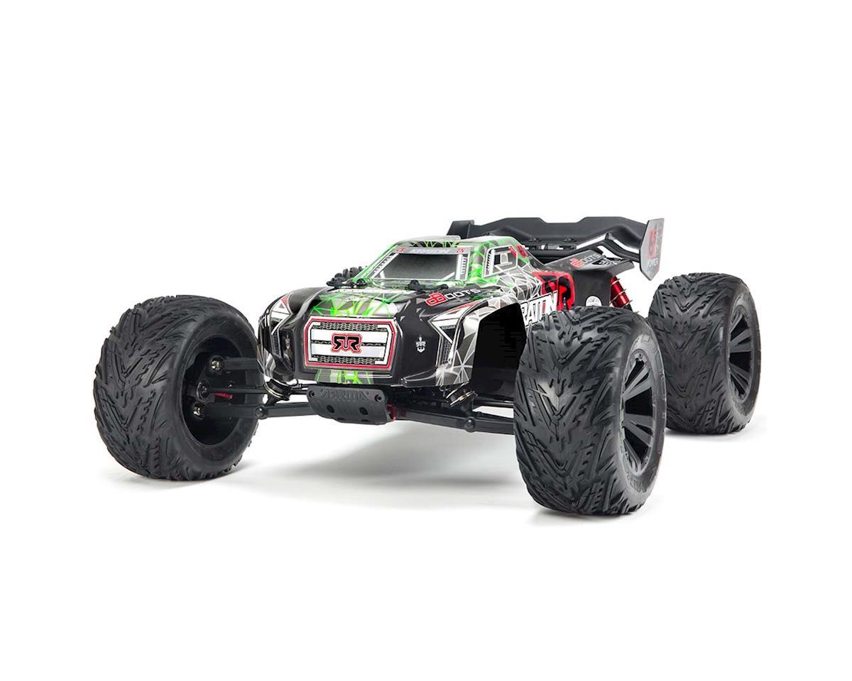 Arrma Kraton 6S BLX Brushless RTR 1/8 Monster Truck (Green/Black)