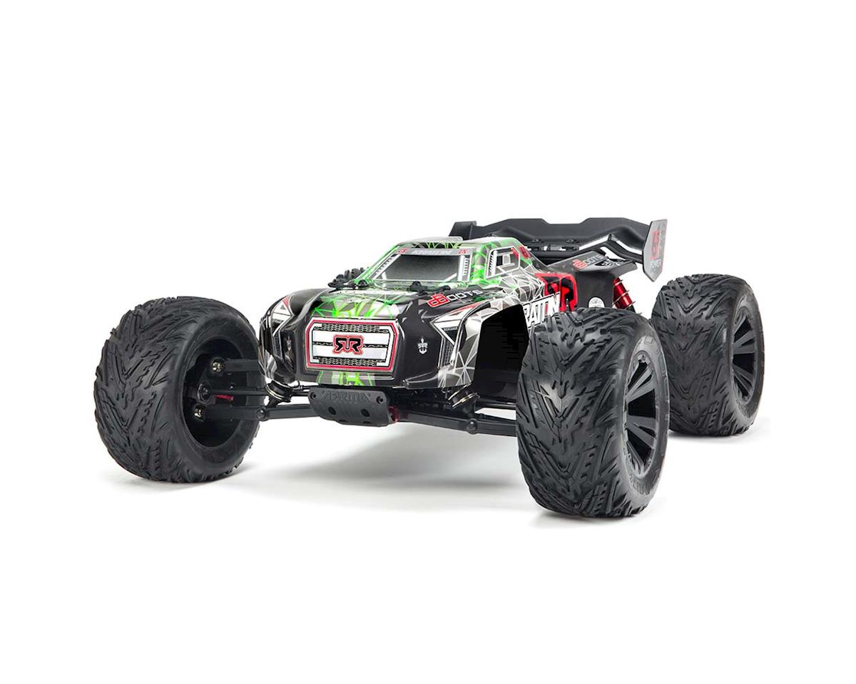 Kraton 6S BLX Brushless RTR 1/8 Monster Truck (Green/Black)