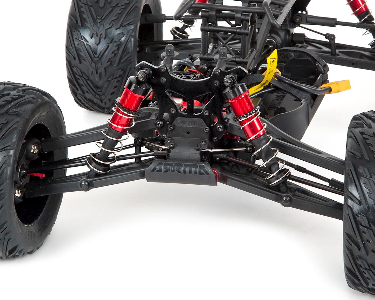 Arrma Kraton 6S BLX Brushless RTR 1/8 4WD Monster Truck (Red/Black)