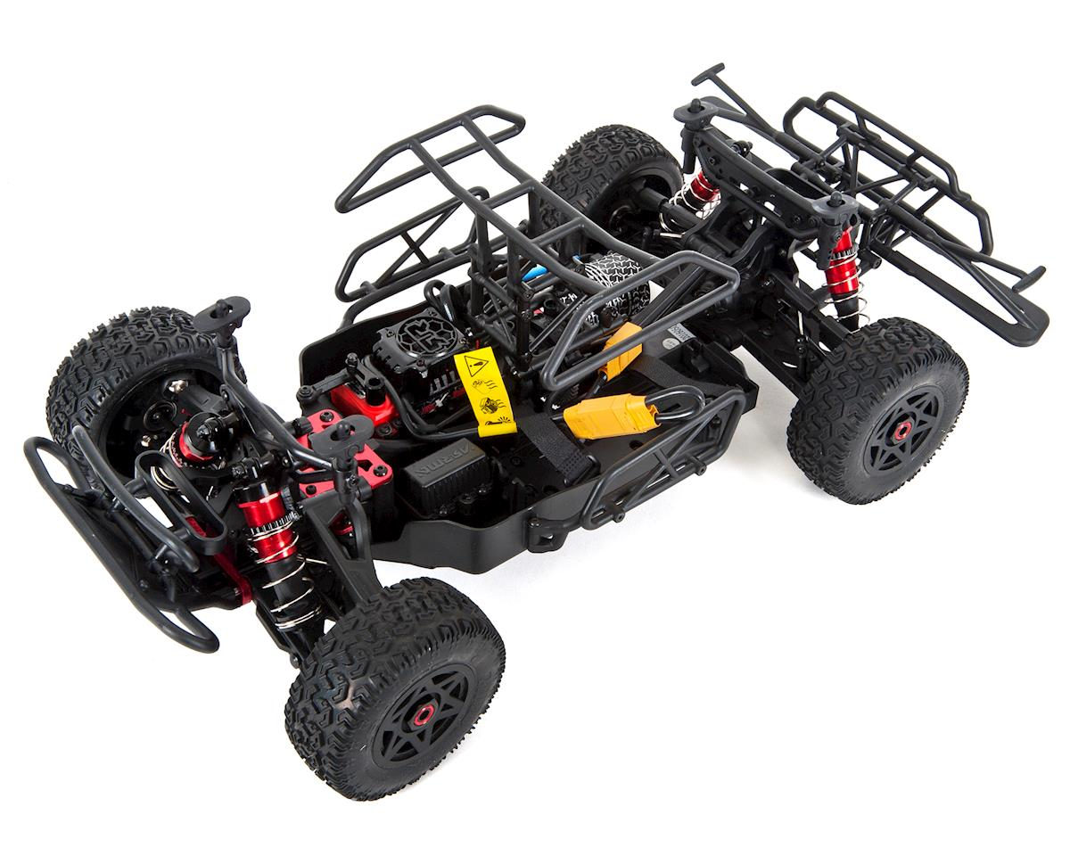 Arrma Senton 6S BLX Brushless RTR 1/10 4WD Short Course (Green/Black)