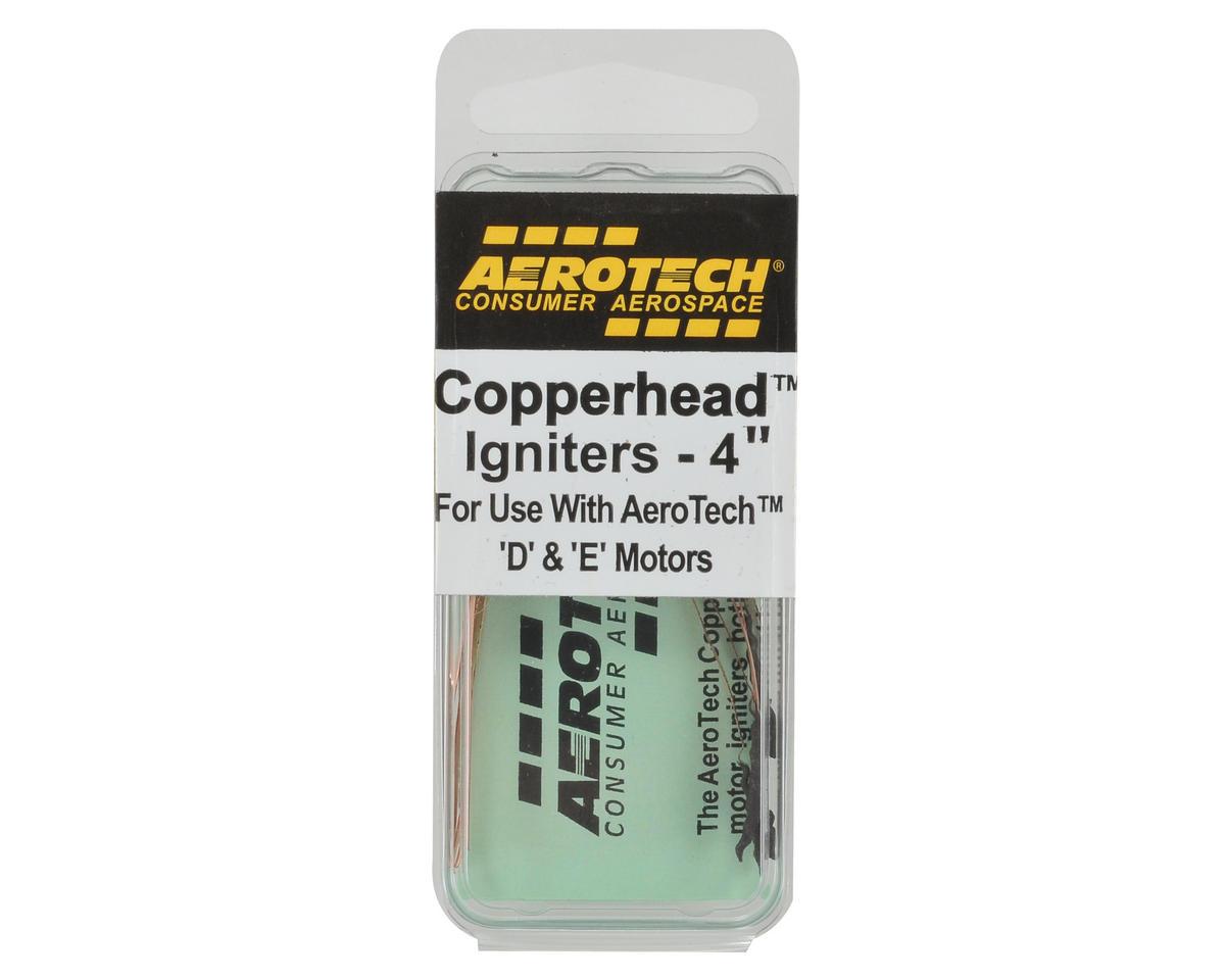 """Aerotech 4"""" Copperhead Ignitors (6)"""