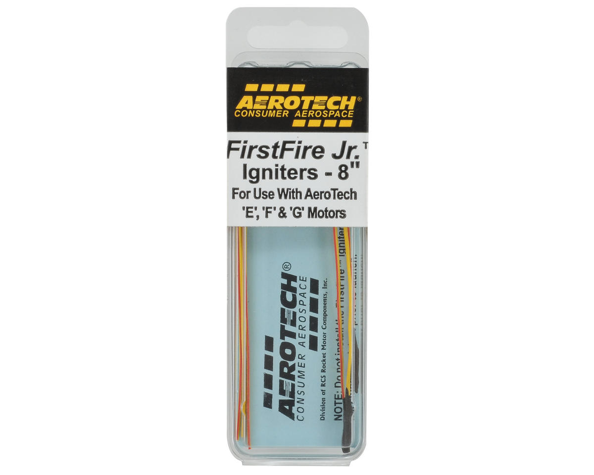 Aerotech First Fire Jr. Ignitors (3)