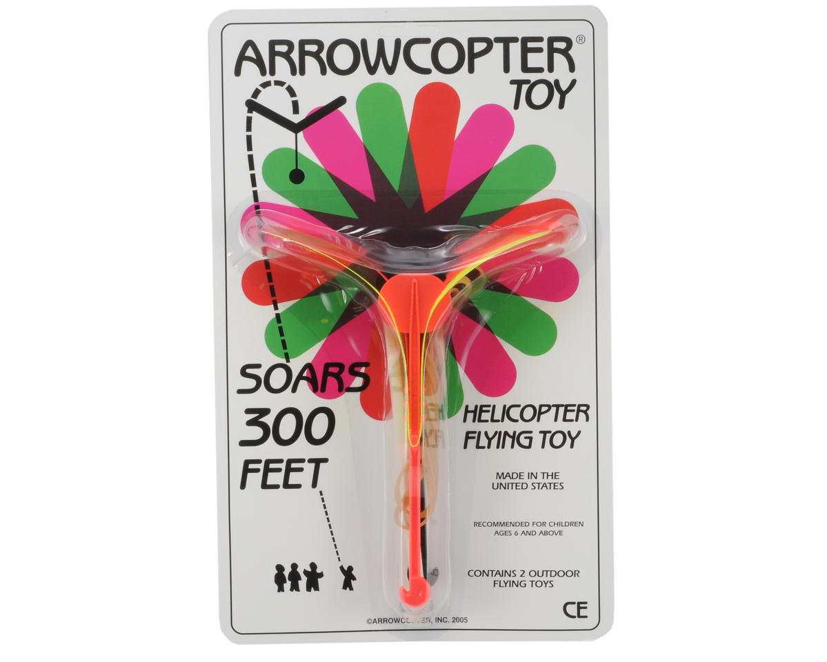 Arrowcopter Double Pack