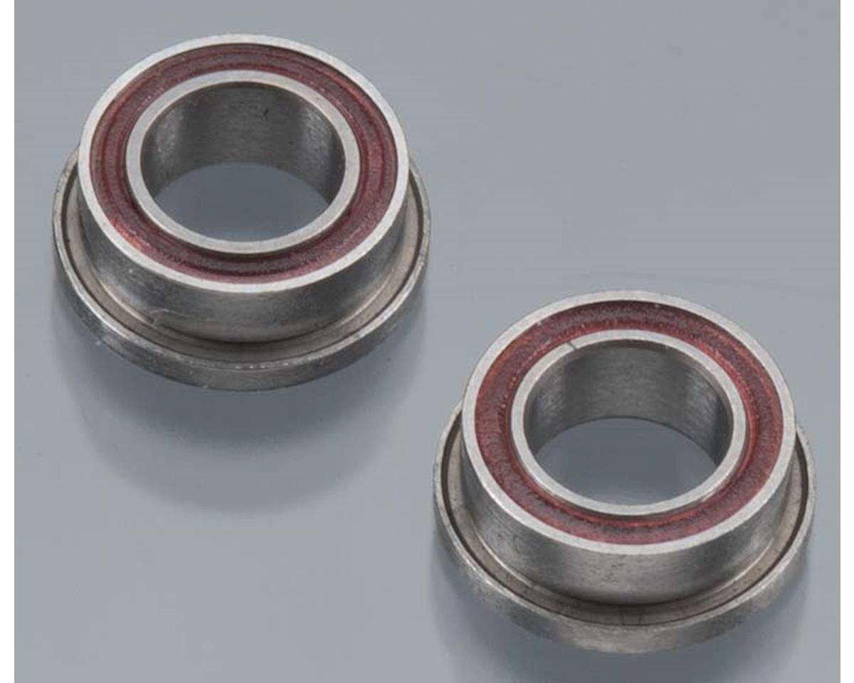 P040 Polyamide Sealed Bearing 3/16x5/16 Flanged (2) by Acer