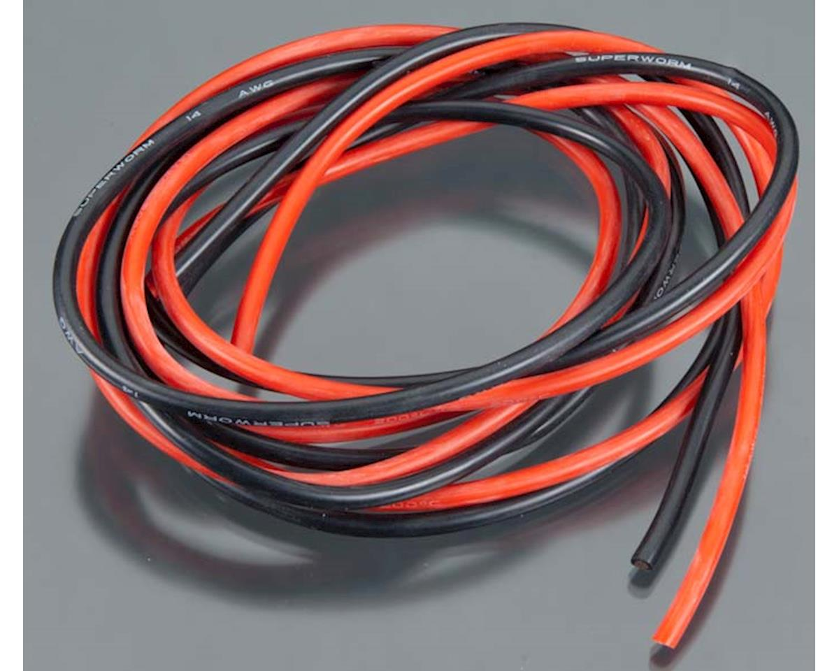 Acer SUP04 Superworm Silicone Wire 14 Gauge 10'