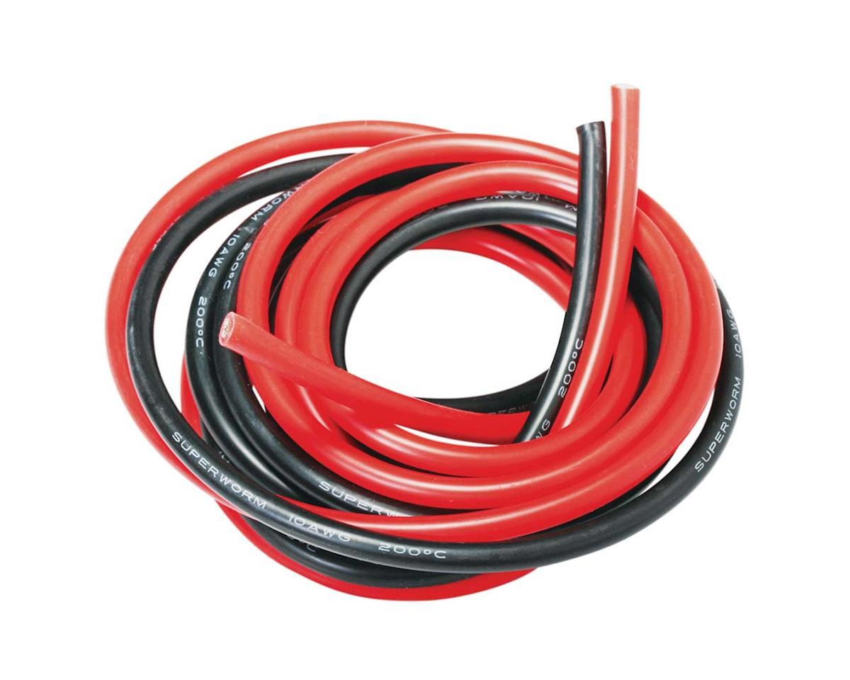 SUP06 Superworm Silicone Wire 10 Gauge 10'