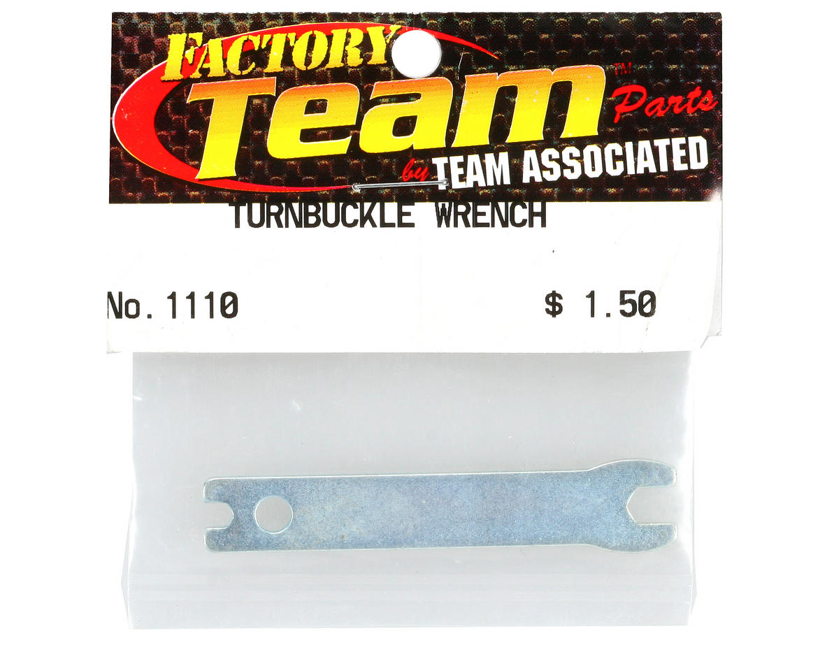 Turnbuckle Wrench by Team Associated