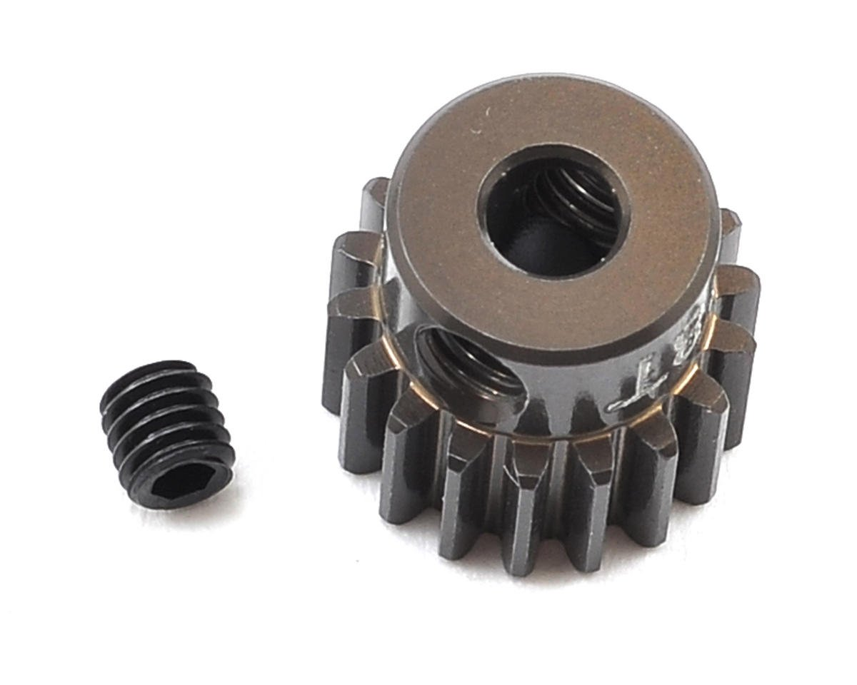 Factory Team Aluminum 48P Pinion Gear (3.17mm Bore) (18T) by Team Associated