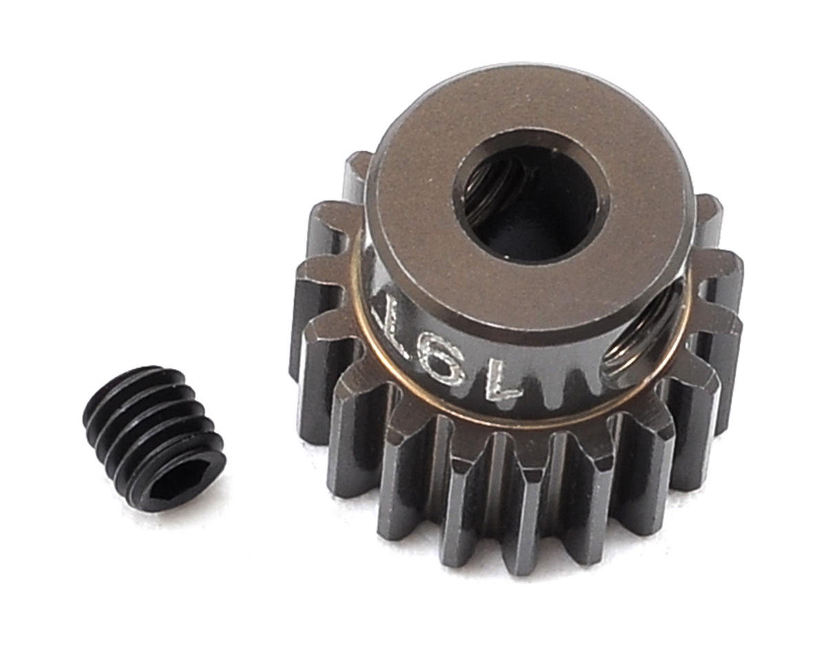Factory Team Aluminum 48P Pinion Gear (3.17mm Bore) (19T) by Team Associated