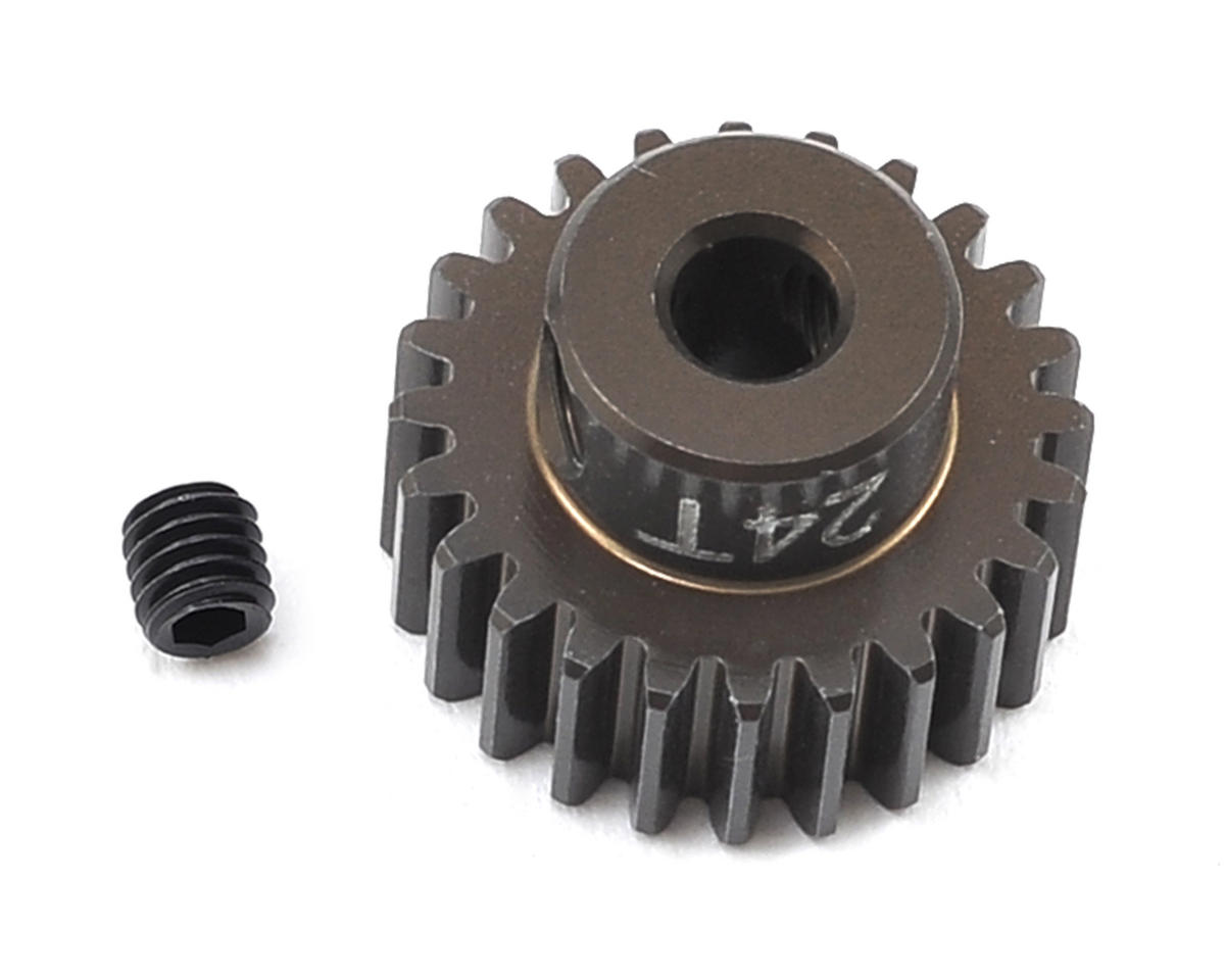 Team Associated Factory Team Aluminum 48P Pinion Gear (3.17mm Bore) (24T)