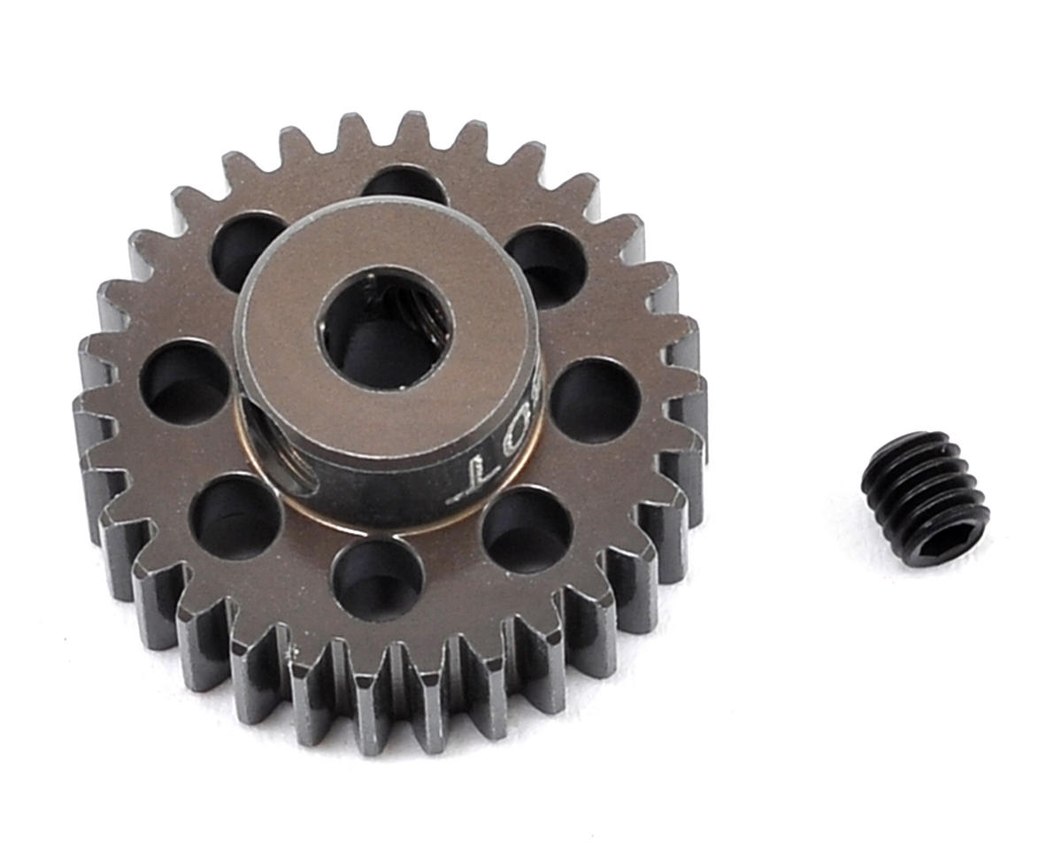 Factory Team Aluminum 48P Pinion Gear (3.17mm Bore) (30T) by Team Associated