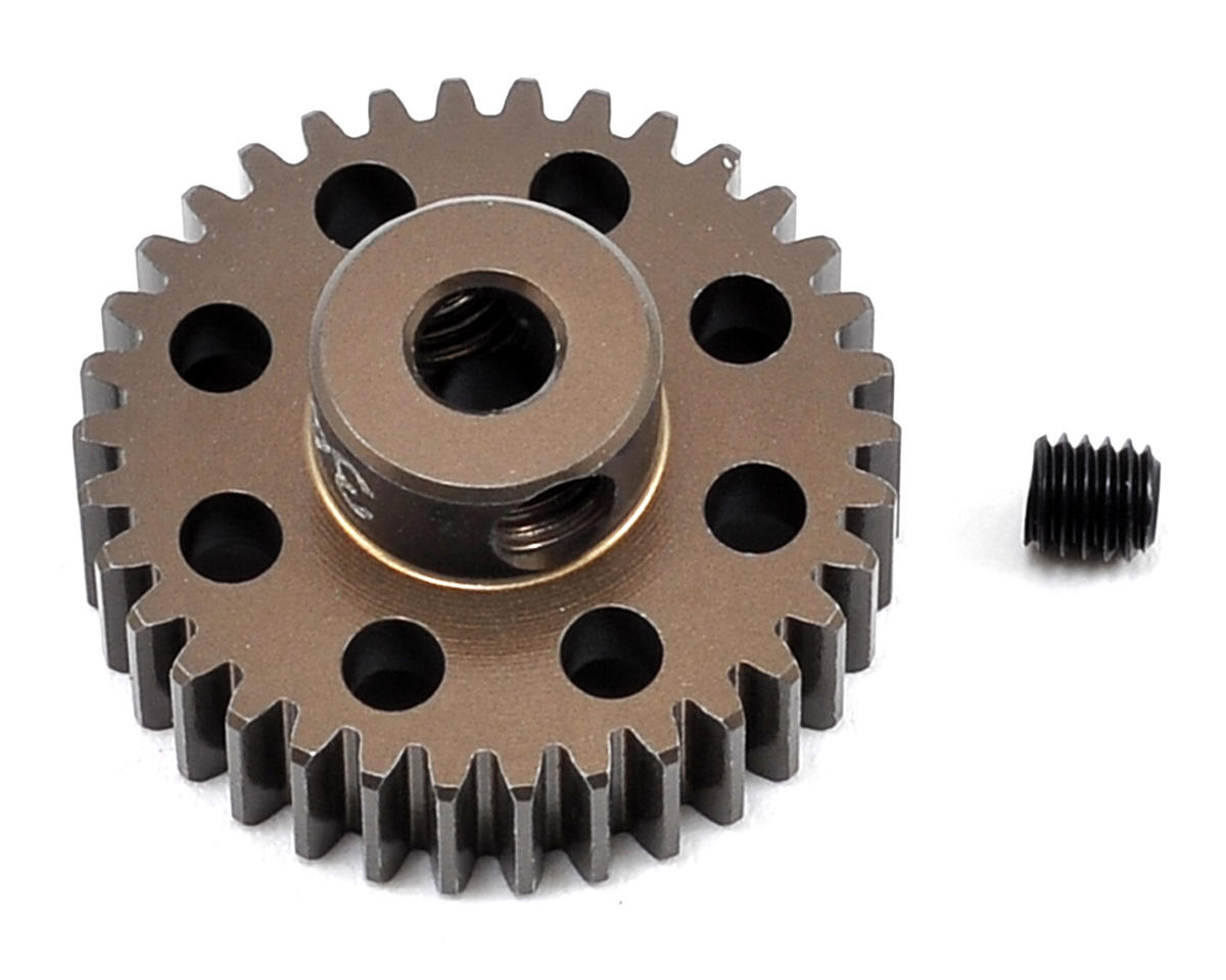 Factory Team Aluminum 48P Pinion Gear (3.17mm Bore) (34T) by Team Associated