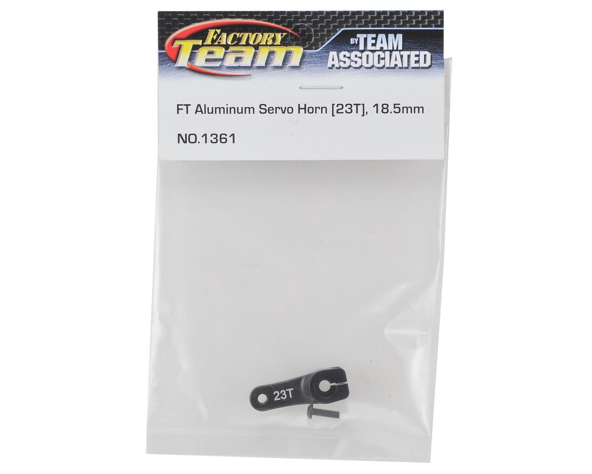 Team Associated Factory Team Aluminum Servo Horn (23T-JR/Airtronics/KO)