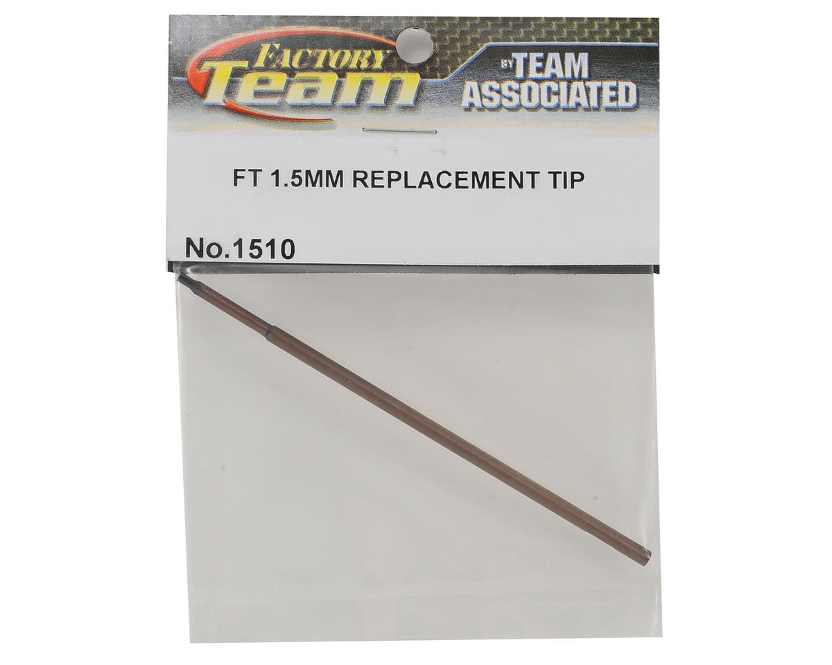 Team Associated Factory Team Hex Replacement Tip (1.5mm)