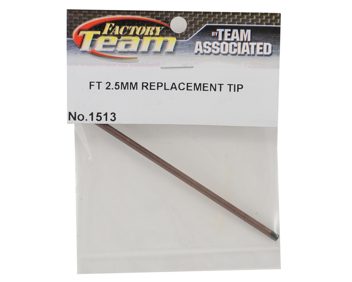 Team Associated Factory Team Hex Replacement Tip (2.5mm)