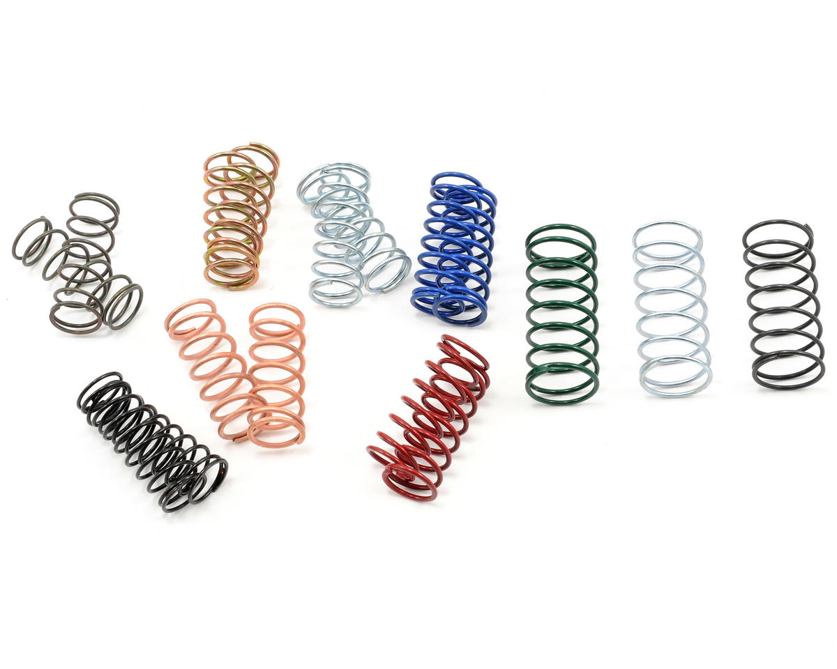 On-Road/Oval VCS Shock Spring Set by Team Associated
