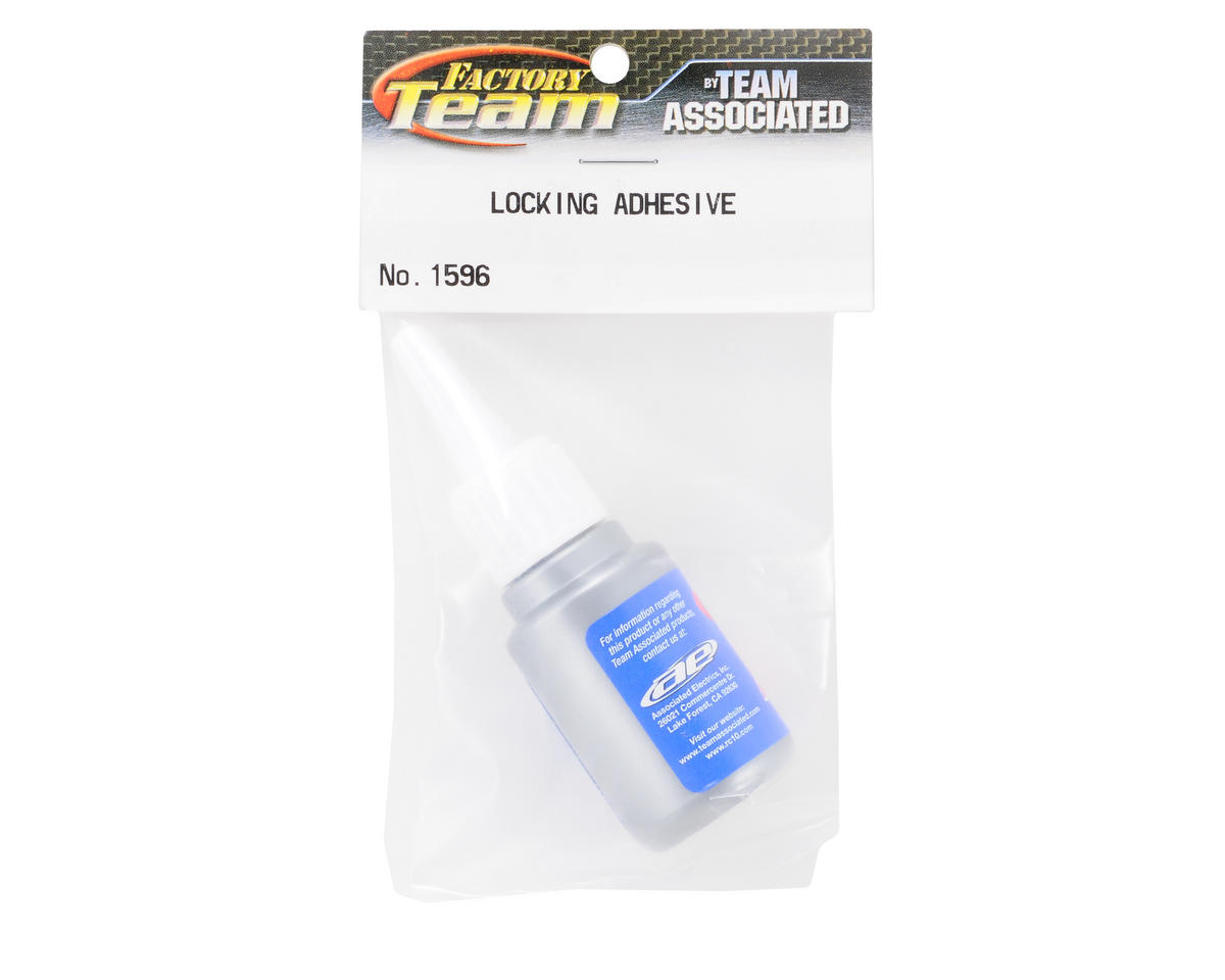 Team Associated Blue Thread Locking Adhesive