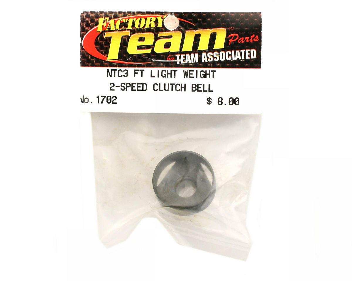 Team Associated Lightweight Two-Speed Clutch Bell (Nitro TC3)