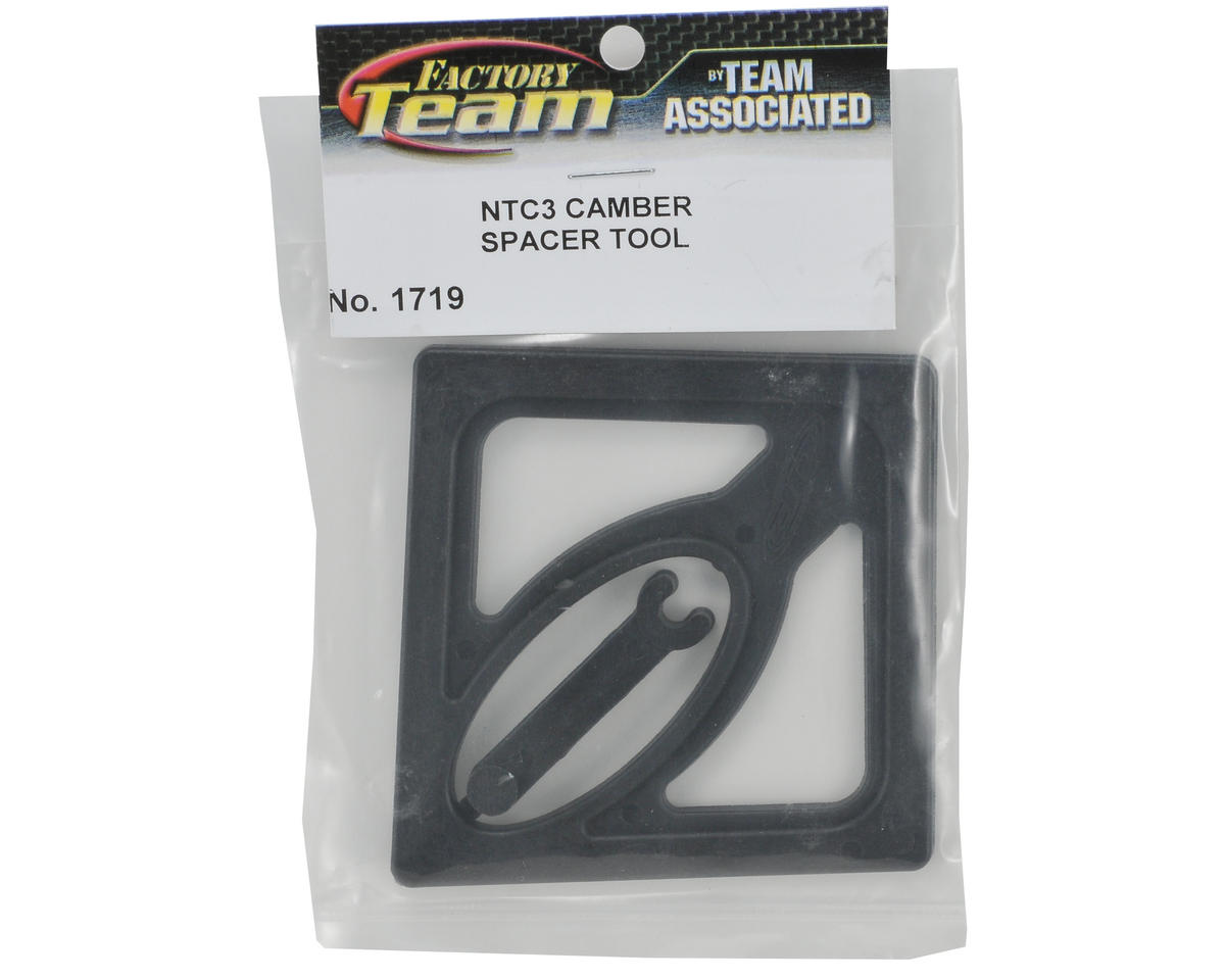 Team Associated Factory Team 1/10 Camber Gauge