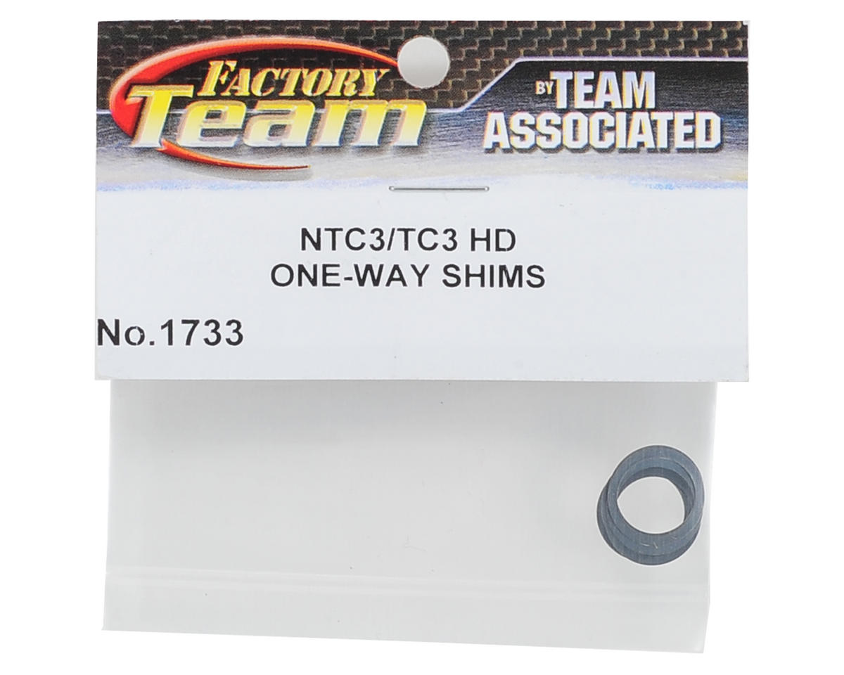 Team Associated Heavy Duty One Way Shim (8)