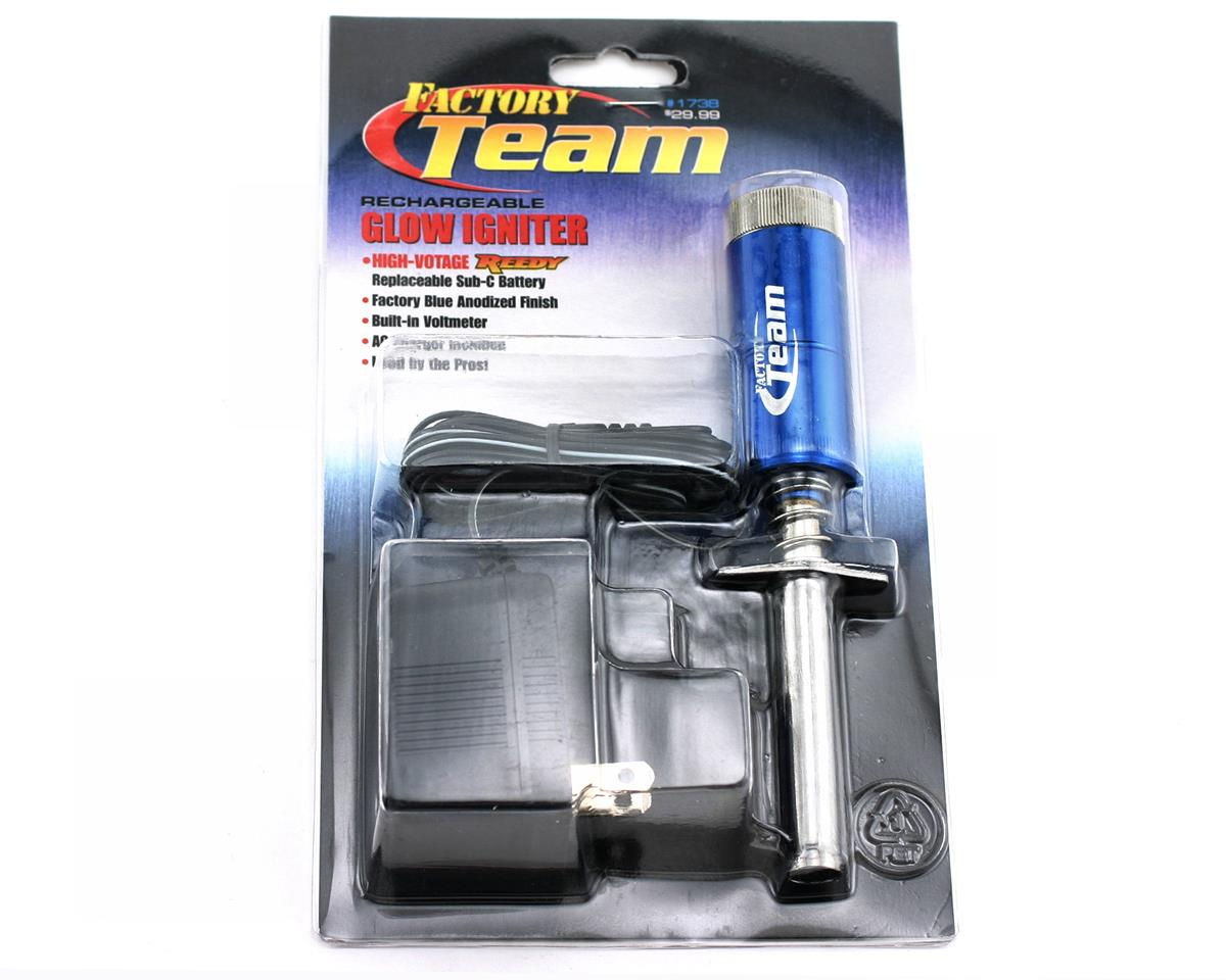 Team Associated Factory Team Rechargeable Glow Starter