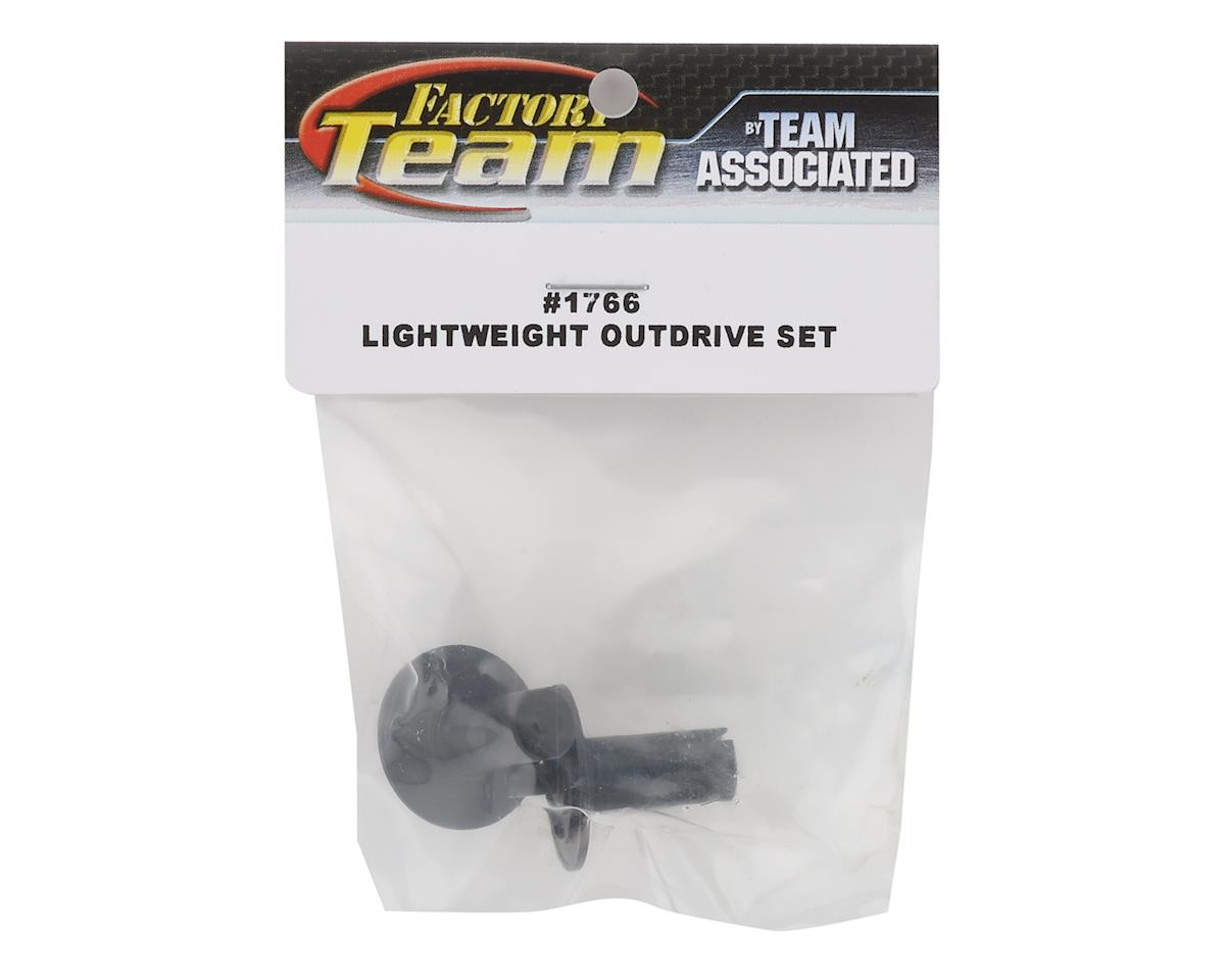 Team Associated Factory Team Light Weight Outdrive Set