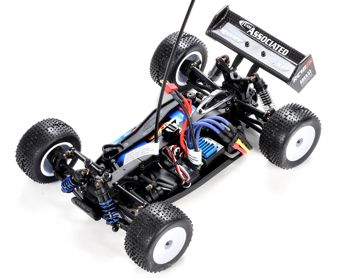 Team Associated RC18 T2 Brushless Mini 4wd RTR Electric Truck